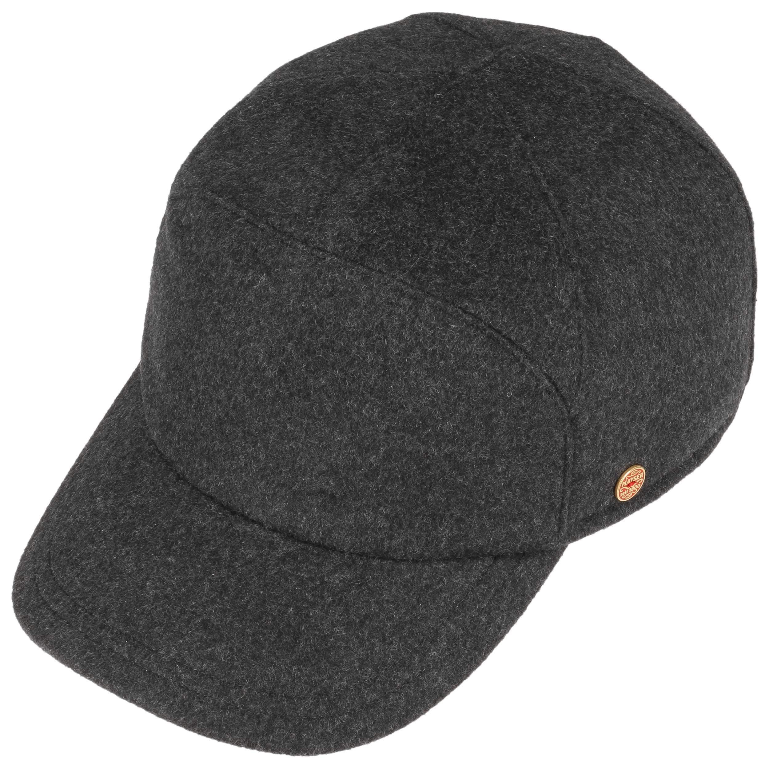 9c3854136 Premium Earflaps Baseball Cap by Mayser