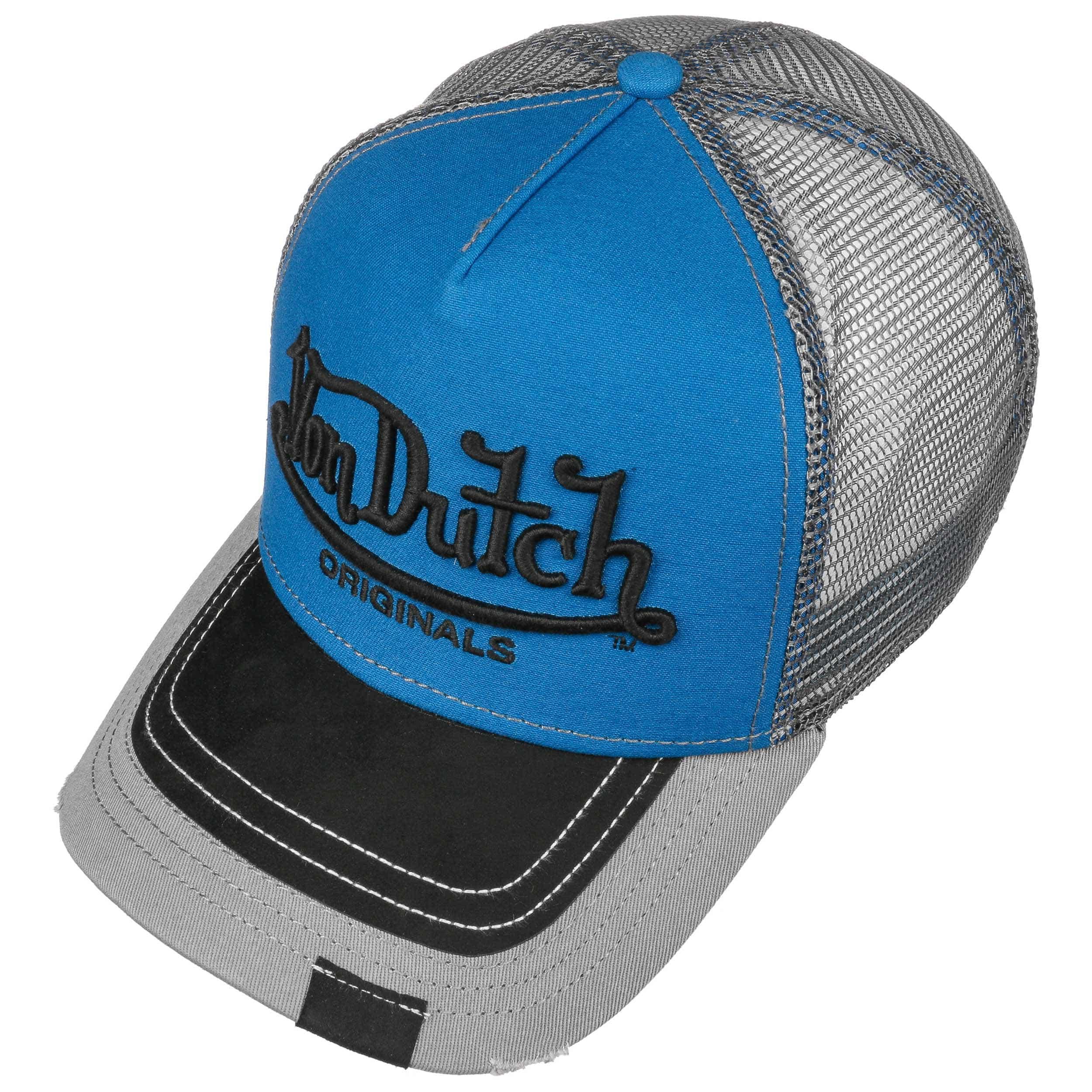 4c74cb892c9ae8 ... Premium Logo Trucker Cap by Von Dutch - black 1 ...