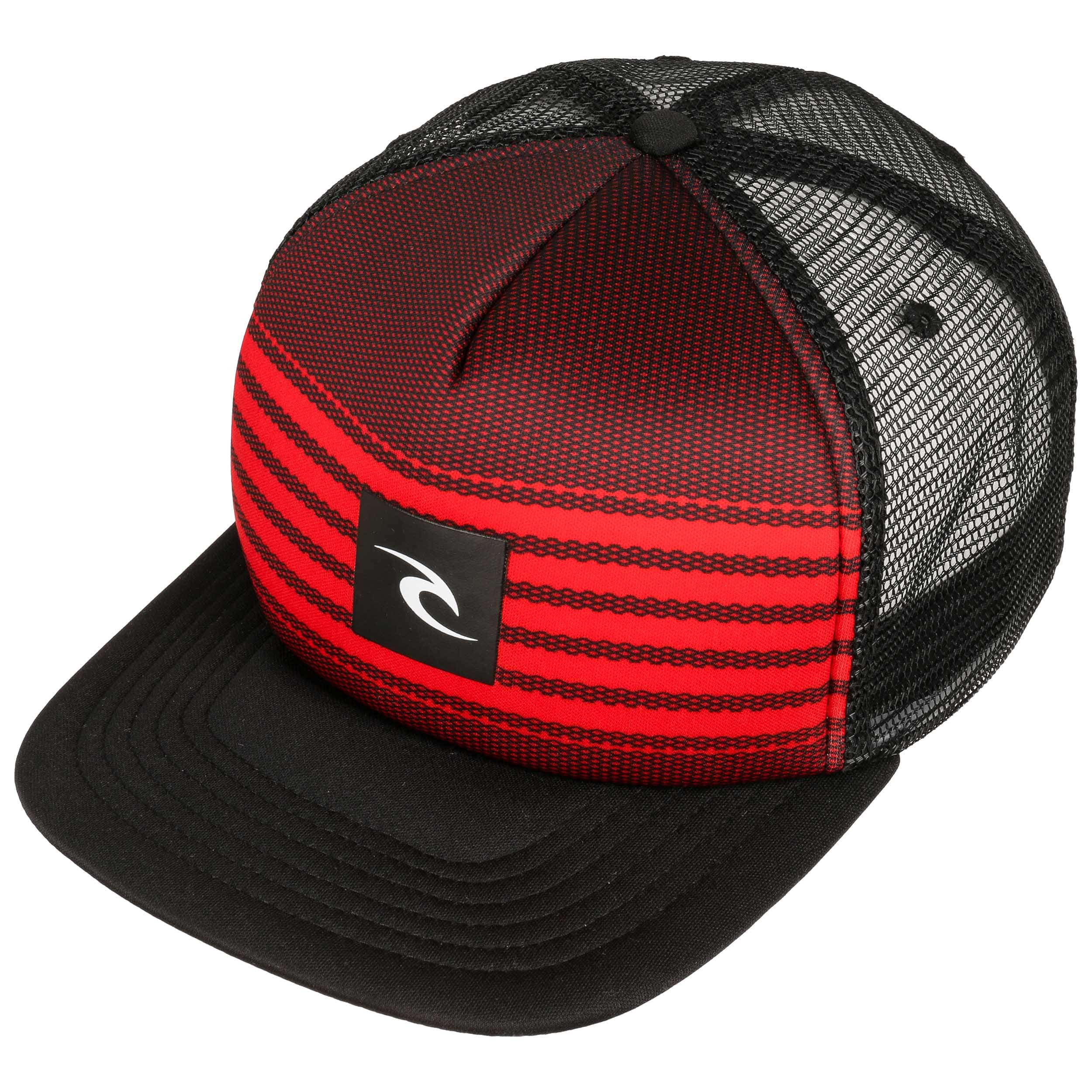 76051e94f91 Pro Game Trucker Cap by Rip Curl - black 1 ...