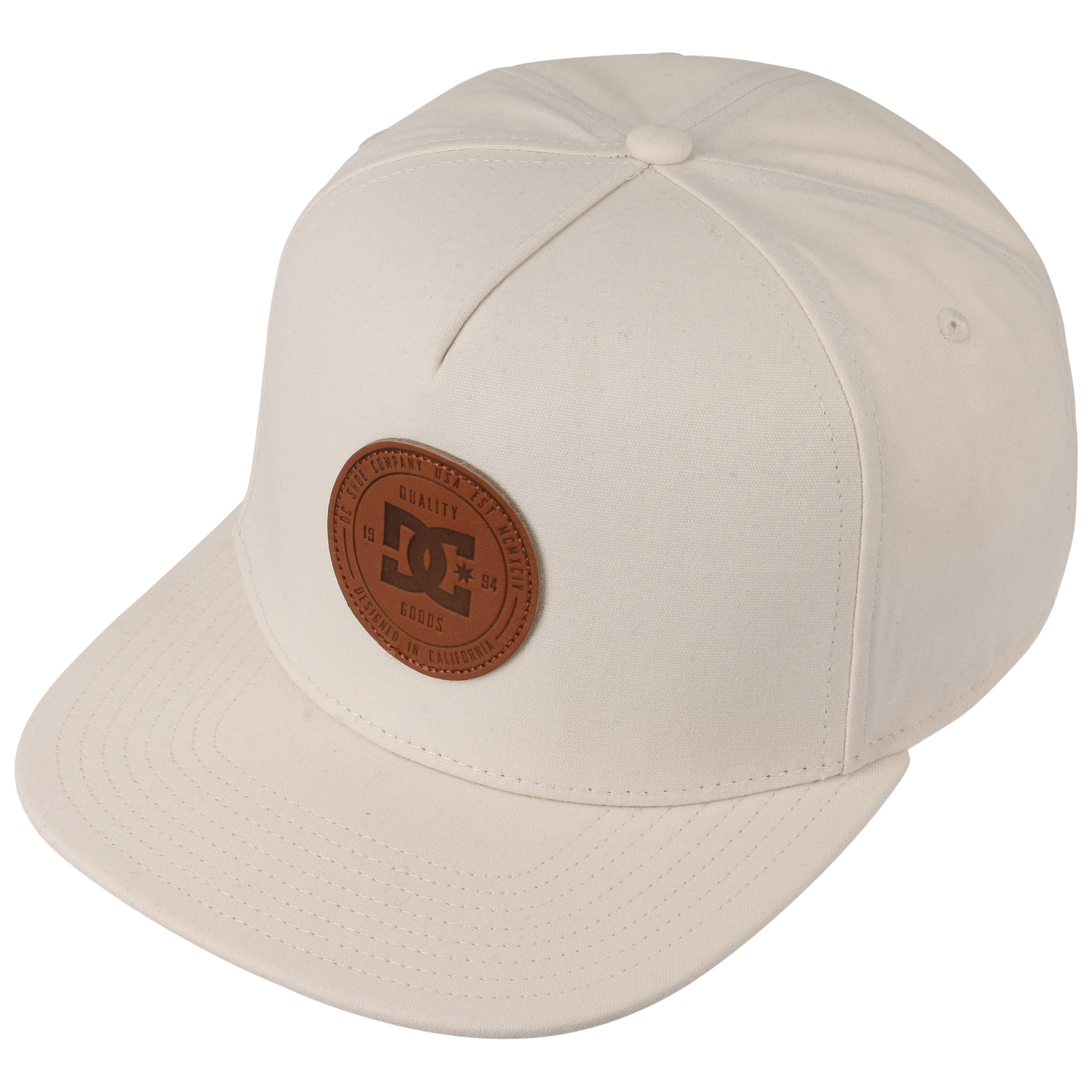 best loved cd702 2a55a Proceeder Snapback Cap by DC Shoes Co - cream white 1 ...