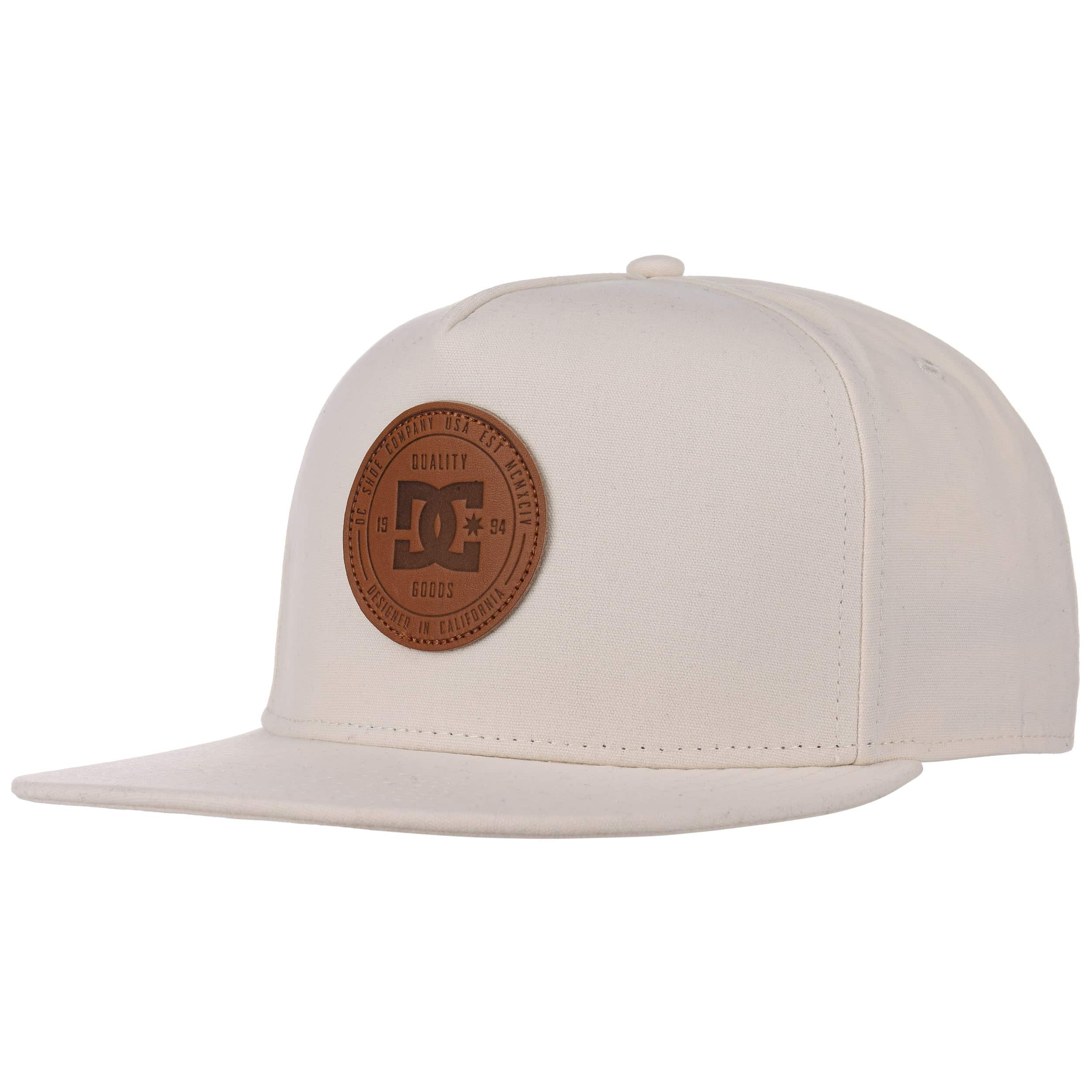 newest 80073 7c762 ... Proceeder Snapback Cap by DC Shoes Co - cream white 5