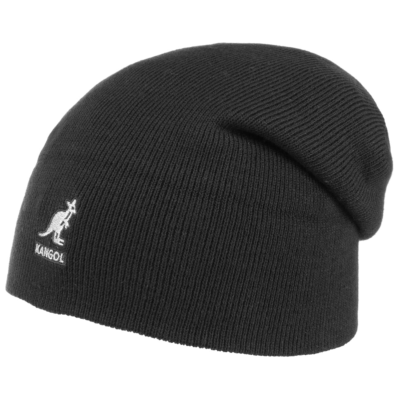 ... Pull On Beanie with Cuff by Kangol - black 5 ... 0ef16594c865