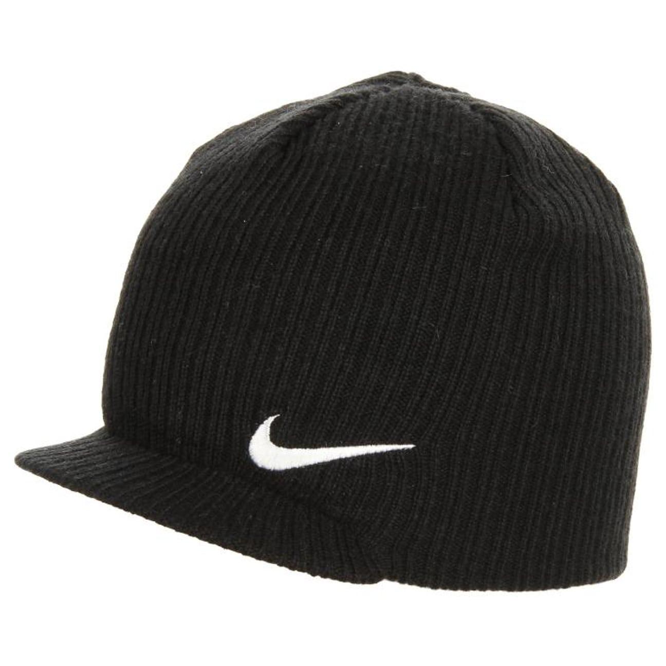479e5213243 ... blue 1 · QT Swoosh Peaked Beanie by Nike - black 1