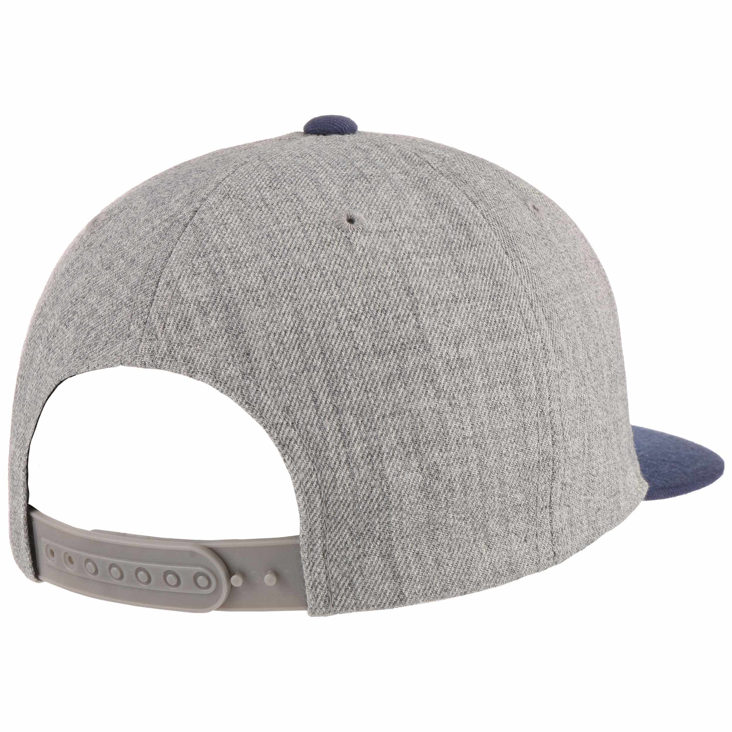 9400404514f42c ... Quarter Twill Snapback Cap by Volcom - grey 1 ...