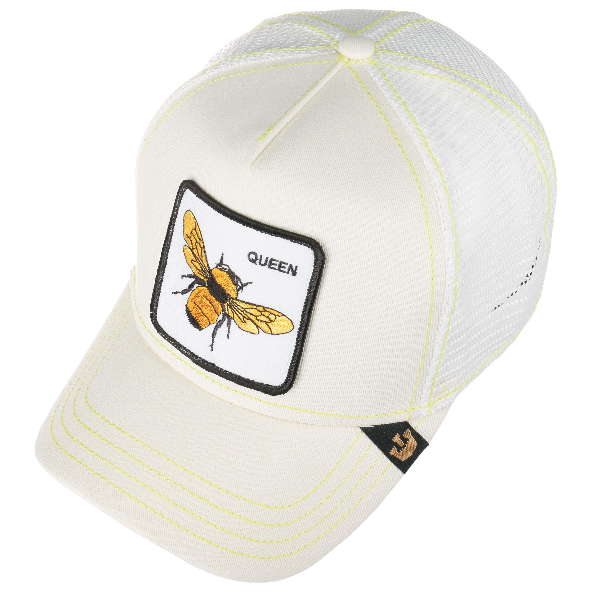 e80cb2cf3ef30 Queen Bee Trucker Cap by Goorin Bros.