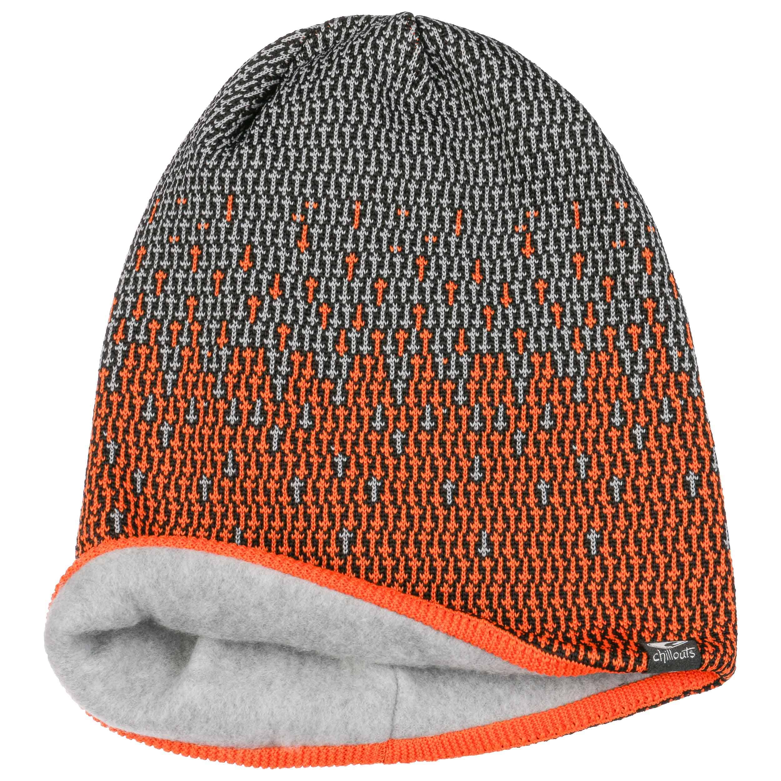 ... Quentin Sports Beanie Hat by Chillouts - orange 1 ... b34c3b157c59
