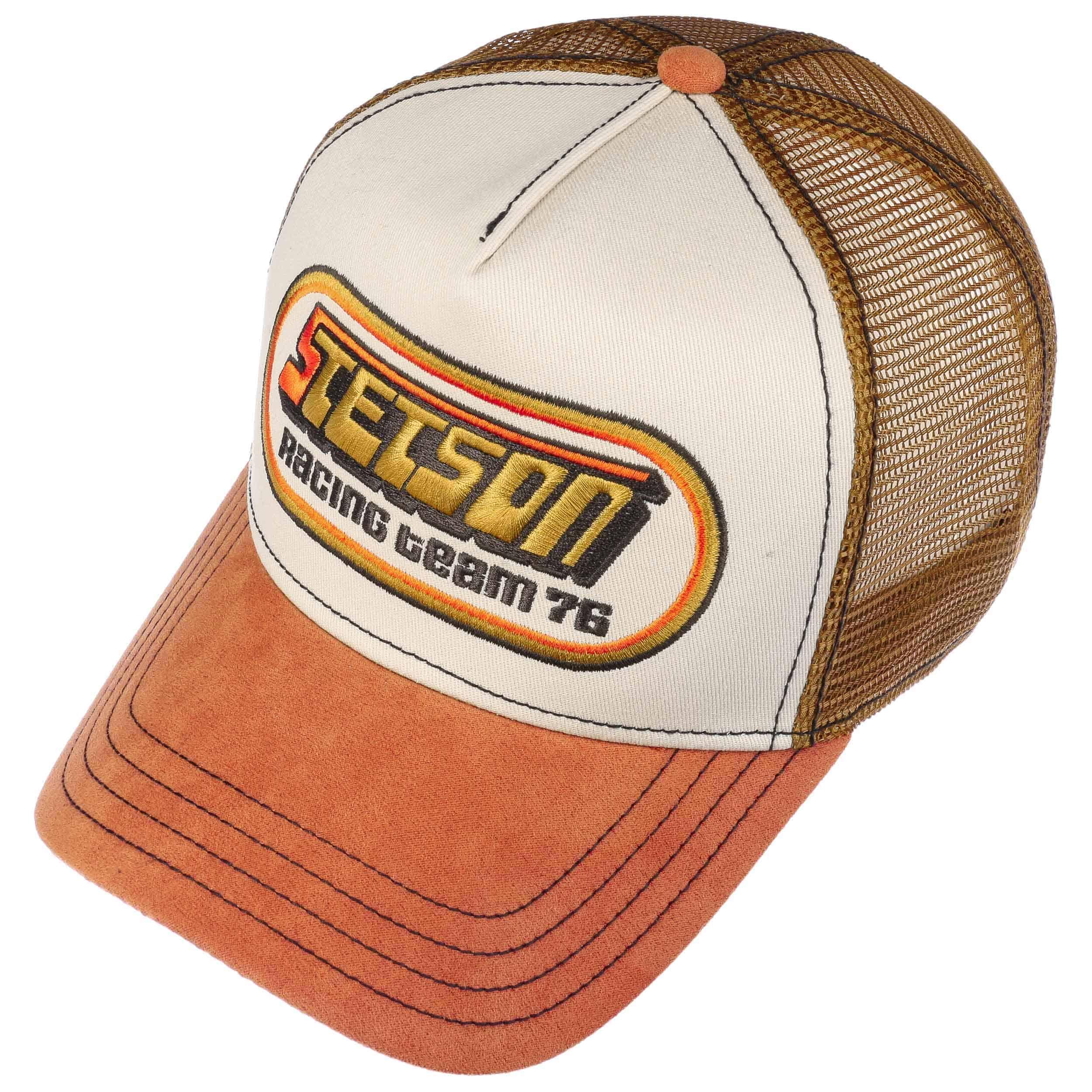 d5d1a8c50 Racing Trucker Cap by Stetson