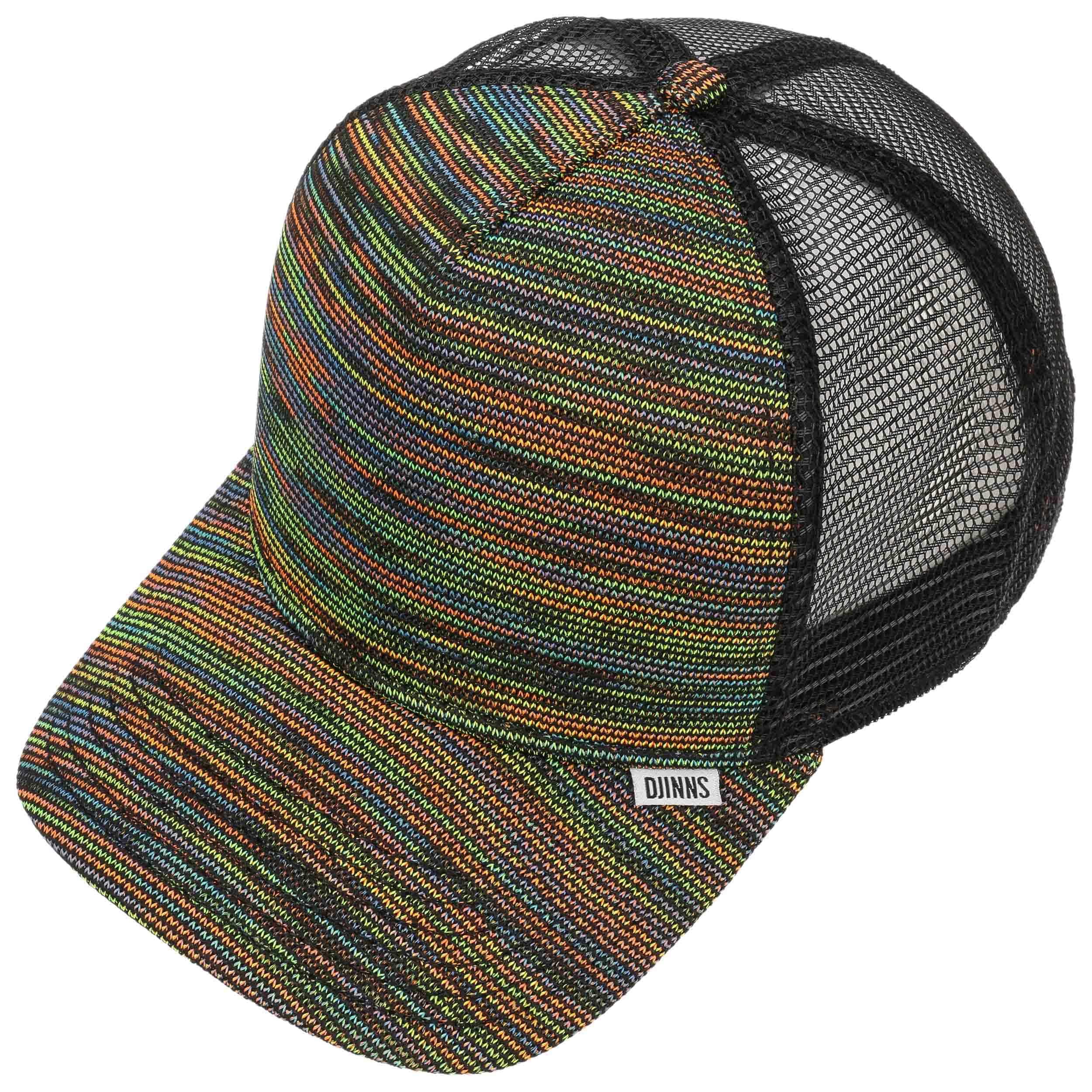 29061eef Rainbow Mesh HFT Trucker Cap by Djinns, EUR 24,99 --> Hats, caps ...