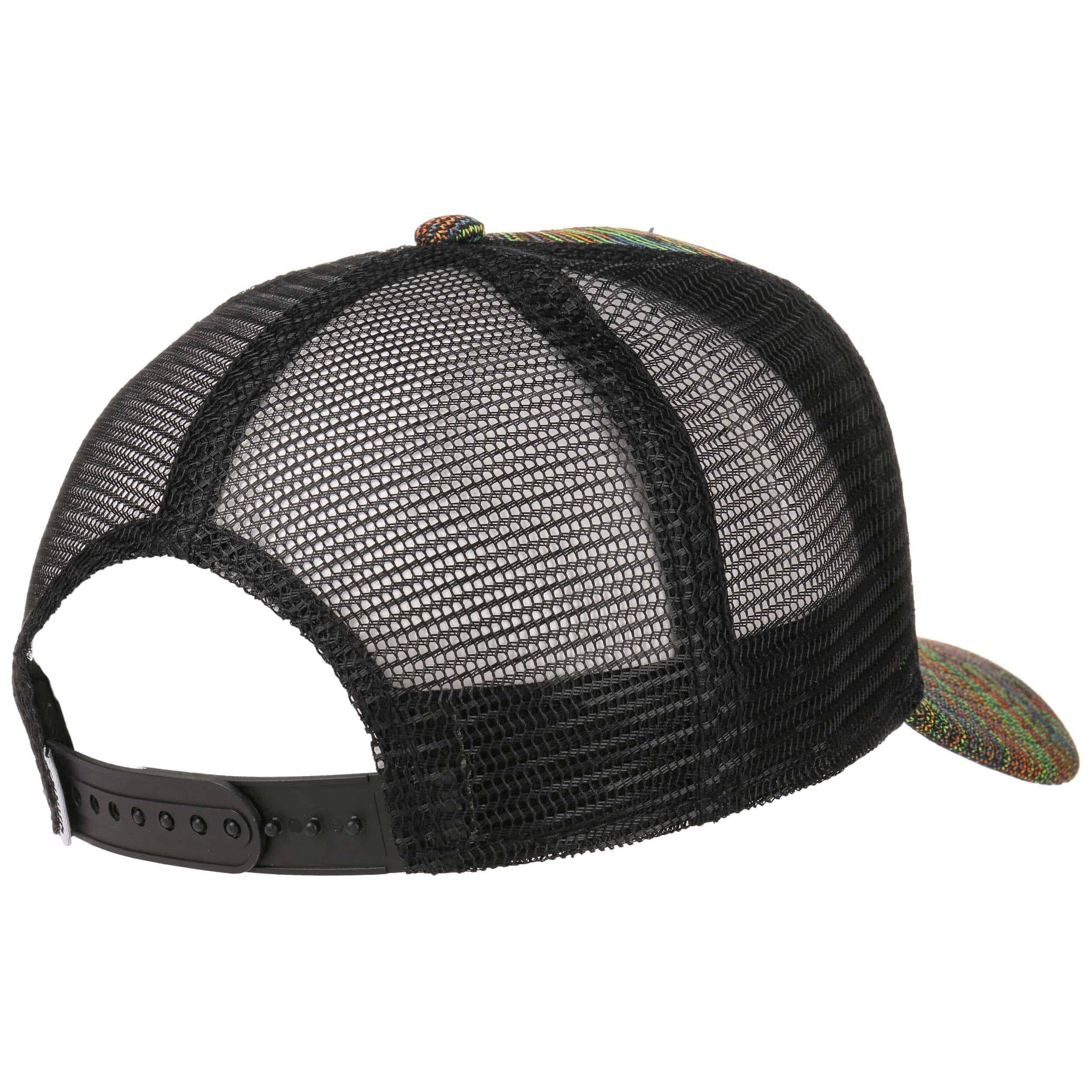 rainbow mesh hft trucker cap by djinns gbp 22 95 hats. Black Bedroom Furniture Sets. Home Design Ideas