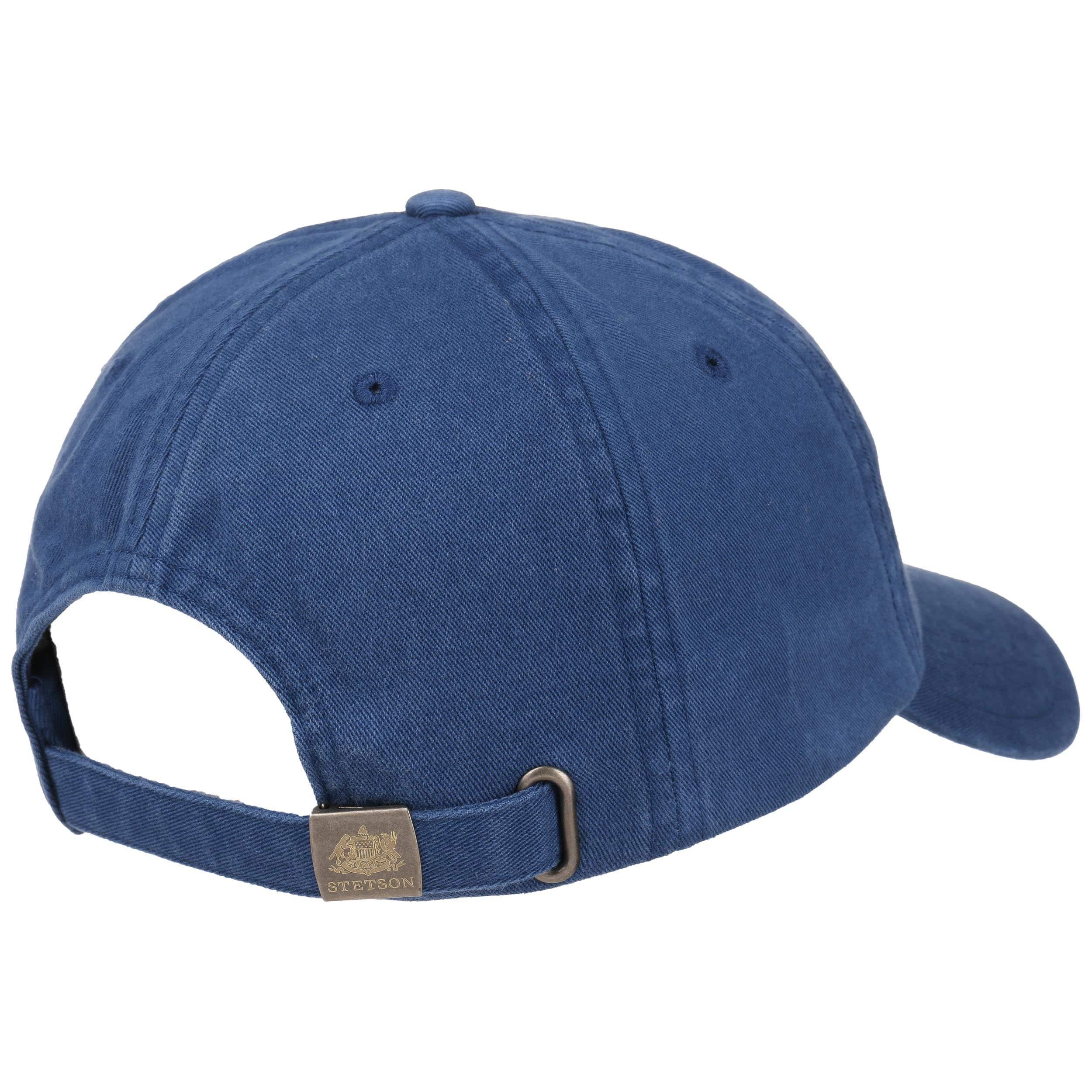 ... Rector Baseball Cap by Stetson - blue 3 ... 27e6477c70c