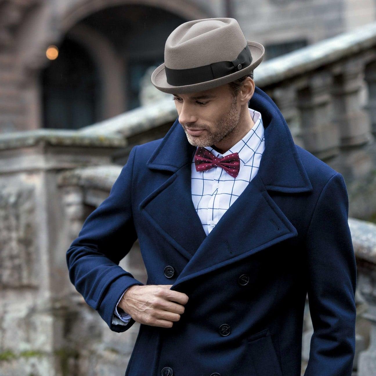 81b342061c7 ... Reighsbury Porkpie Hat by bugatti 1 ...