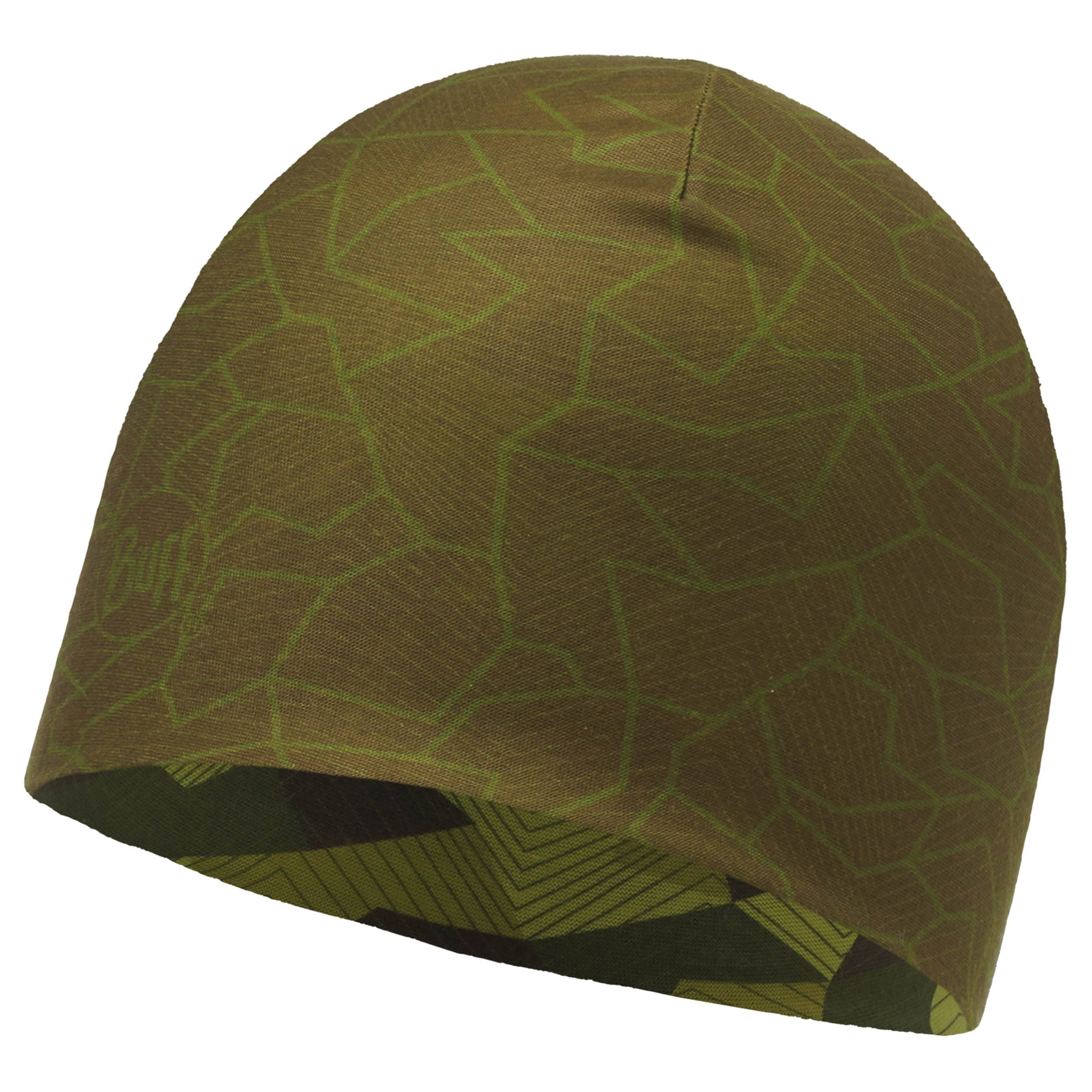 d011f38f66277 ... Reversible Camo Green Beanie Hat by BUFF - camouflage 2 ...