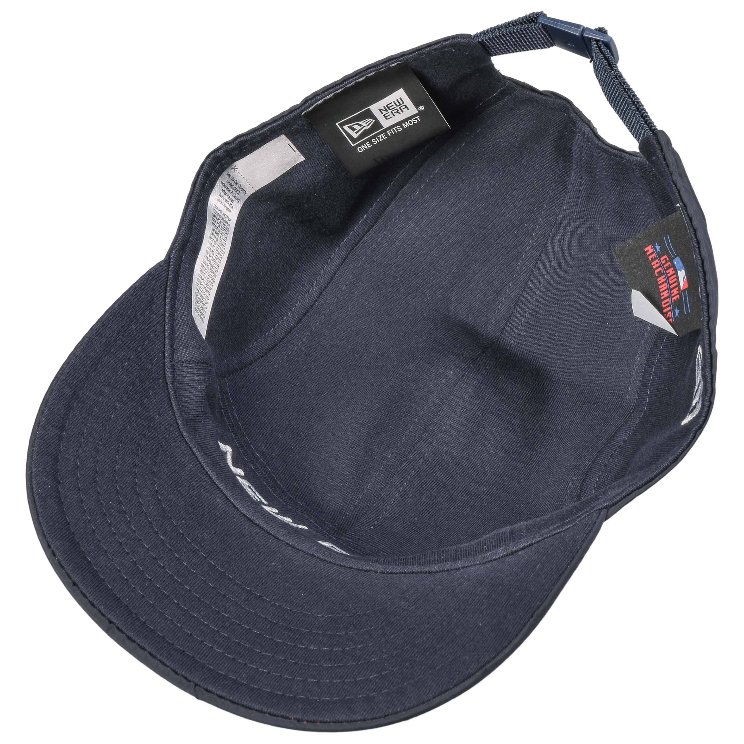 831050afa70e5e ... Reversible Rain Camper Cap by New Era - navy 2 ...