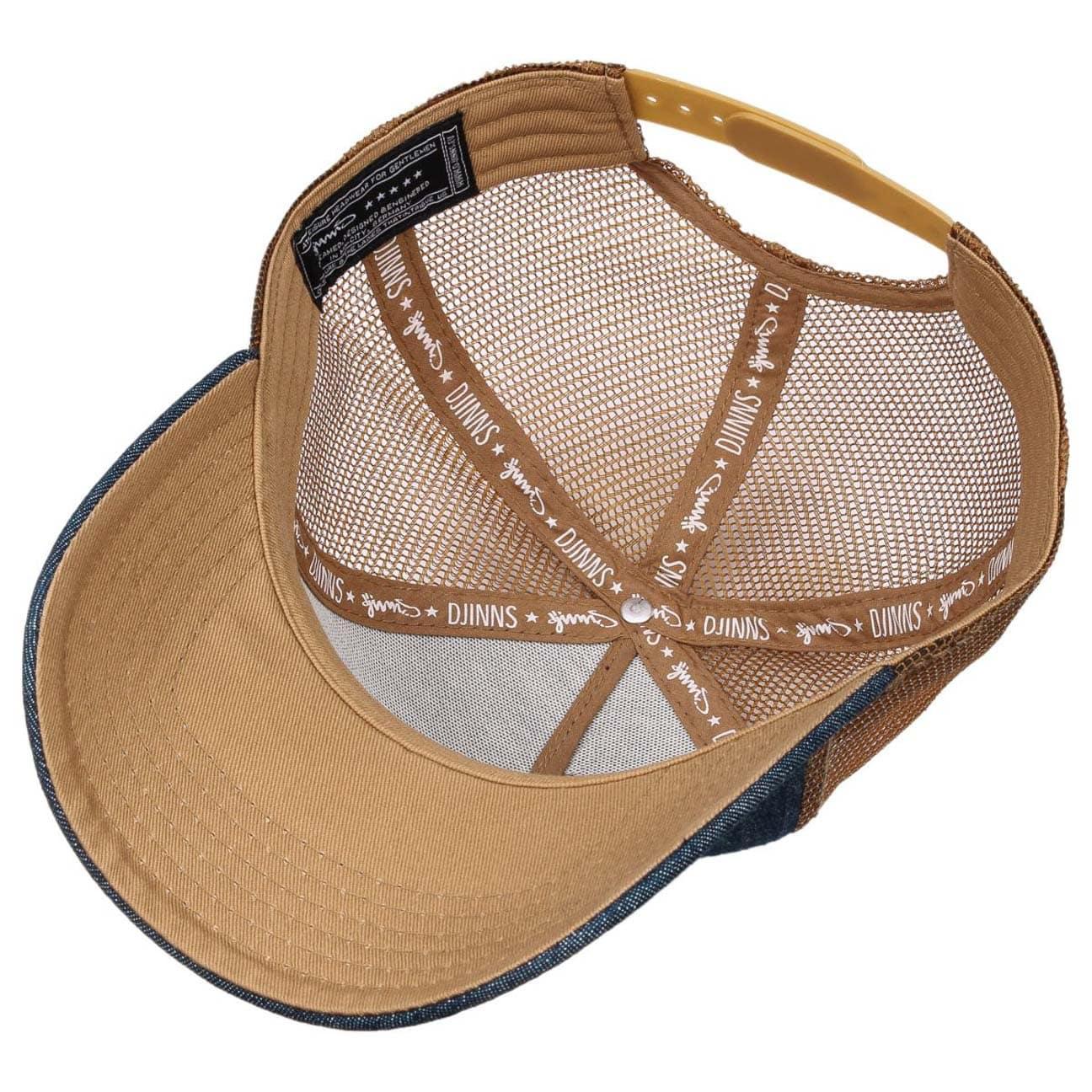 rhomb trucker cap by djinns eur 21 95 hats caps. Black Bedroom Furniture Sets. Home Design Ideas