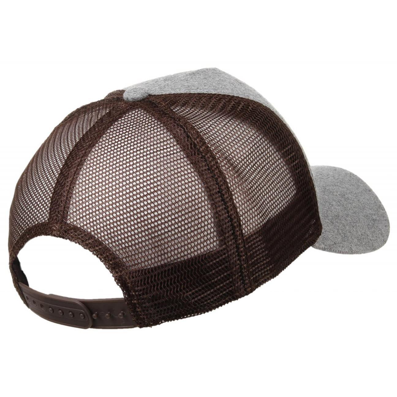 rhomb wool trucker cap by djinns gbp 19 95 hats caps. Black Bedroom Furniture Sets. Home Design Ideas