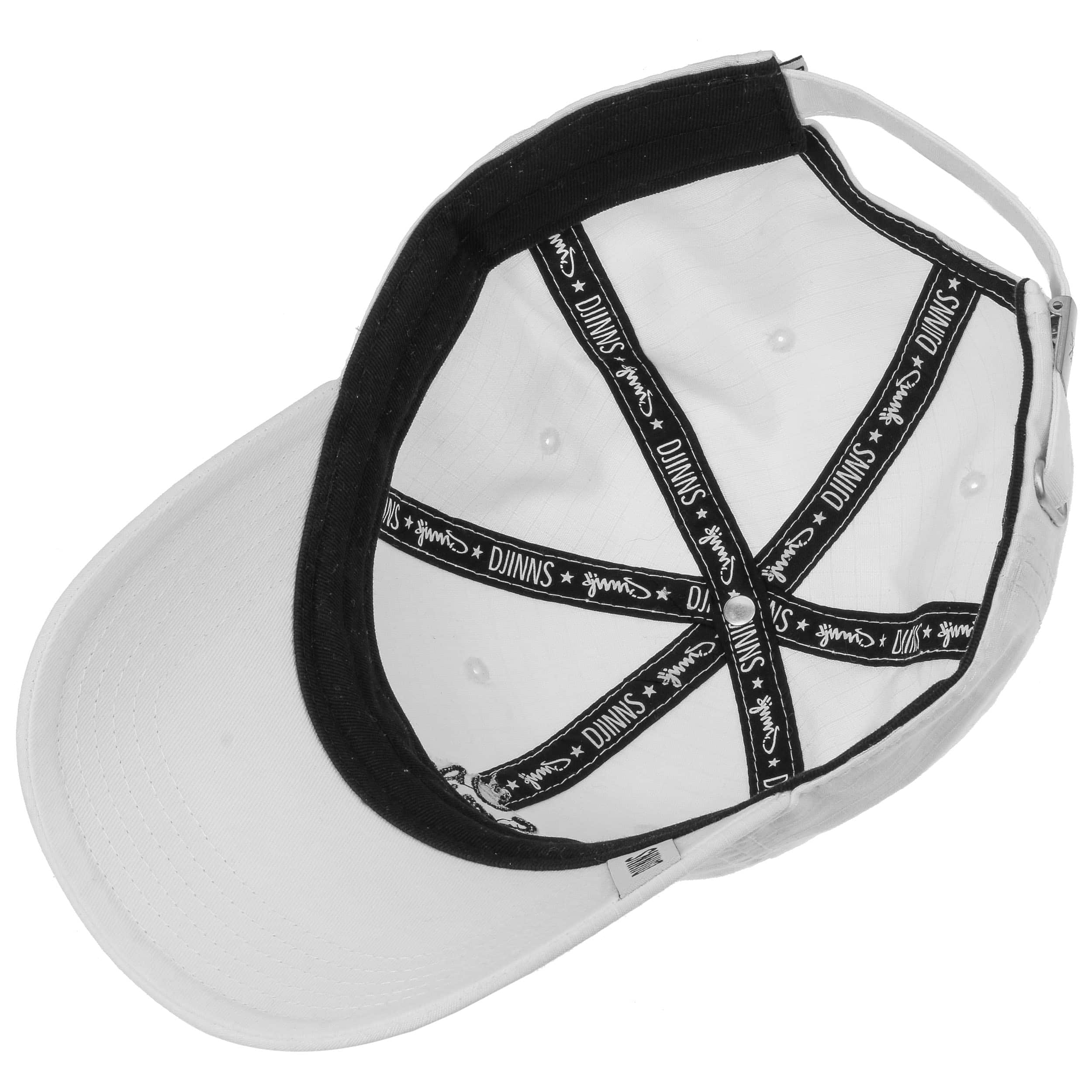ribstop 6p cv strapback cap by djinns