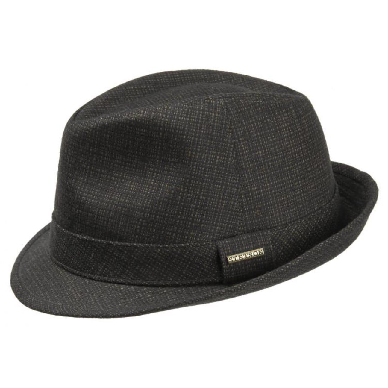 Richmond Wool Trilby Hat by Stetson - brown 1 ... e3acf83865a