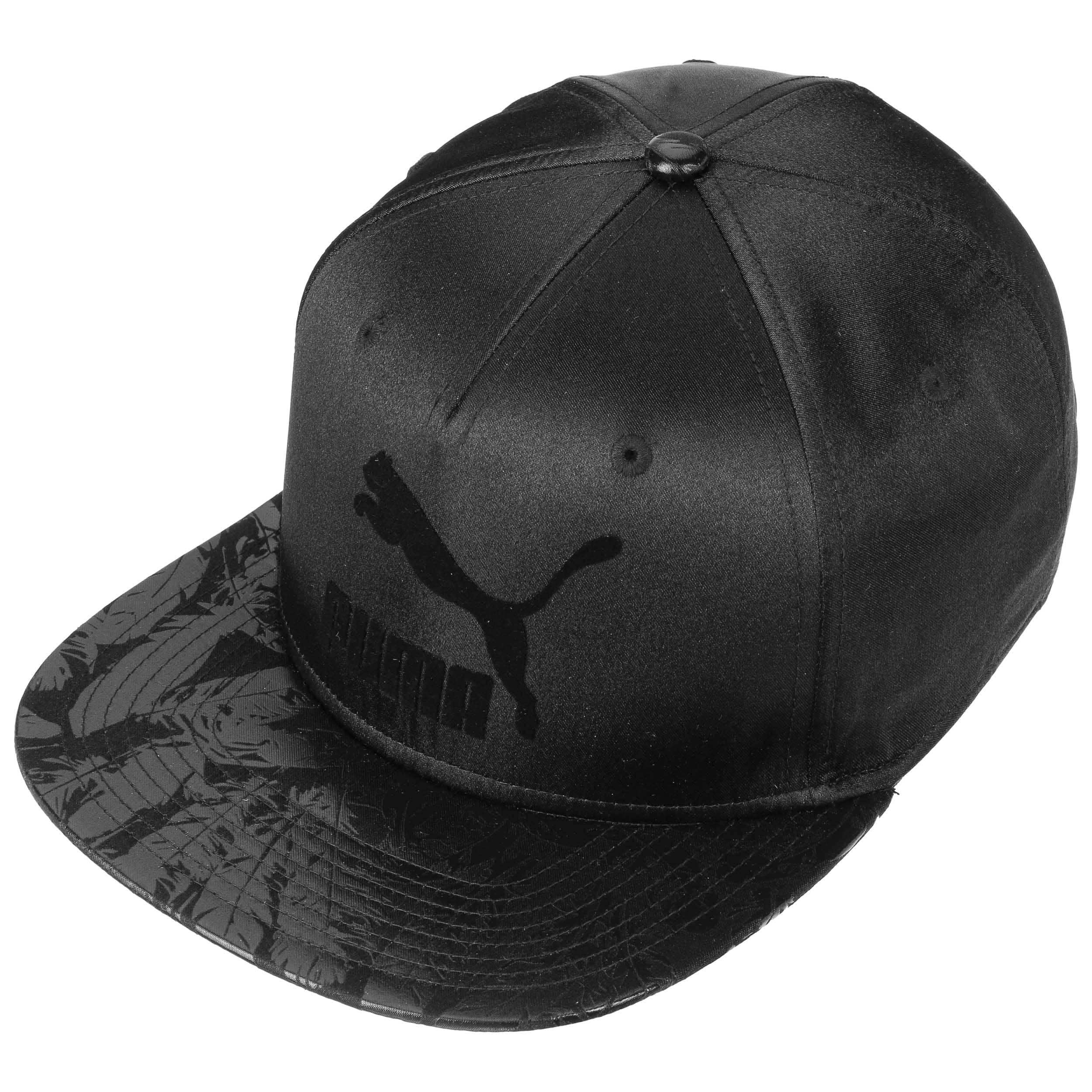 Ringside PP Snapback Cap by PUMA - black 1 ... bb778eb7bcc