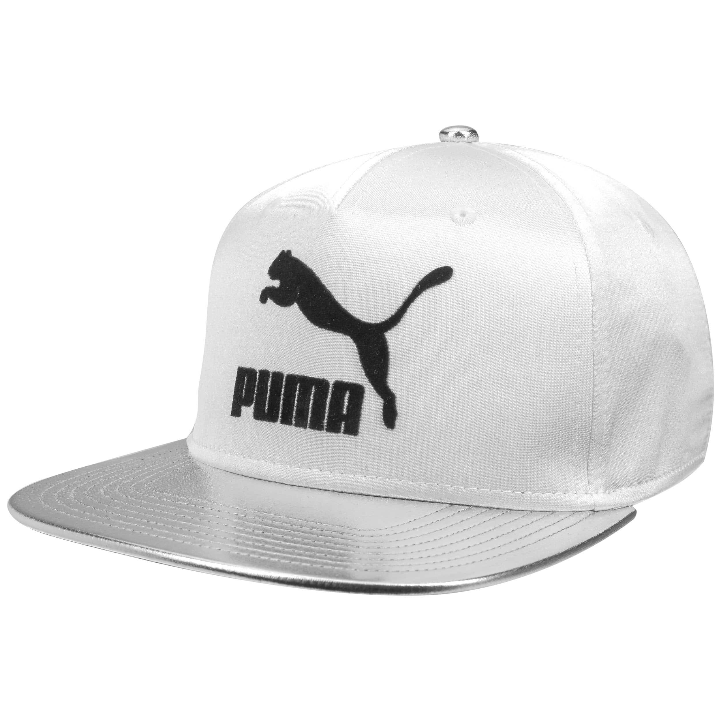 95373631bb4 ... Ringside PP Snapback Cap by PUMA - white 5