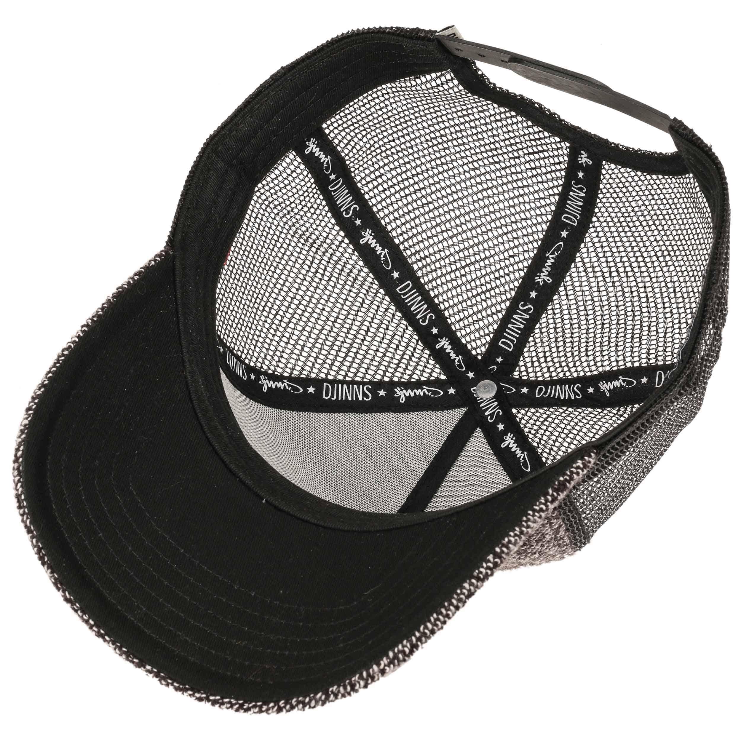 rip jersey hft trucker cap by djinns gbp 19 95 hats. Black Bedroom Furniture Sets. Home Design Ideas