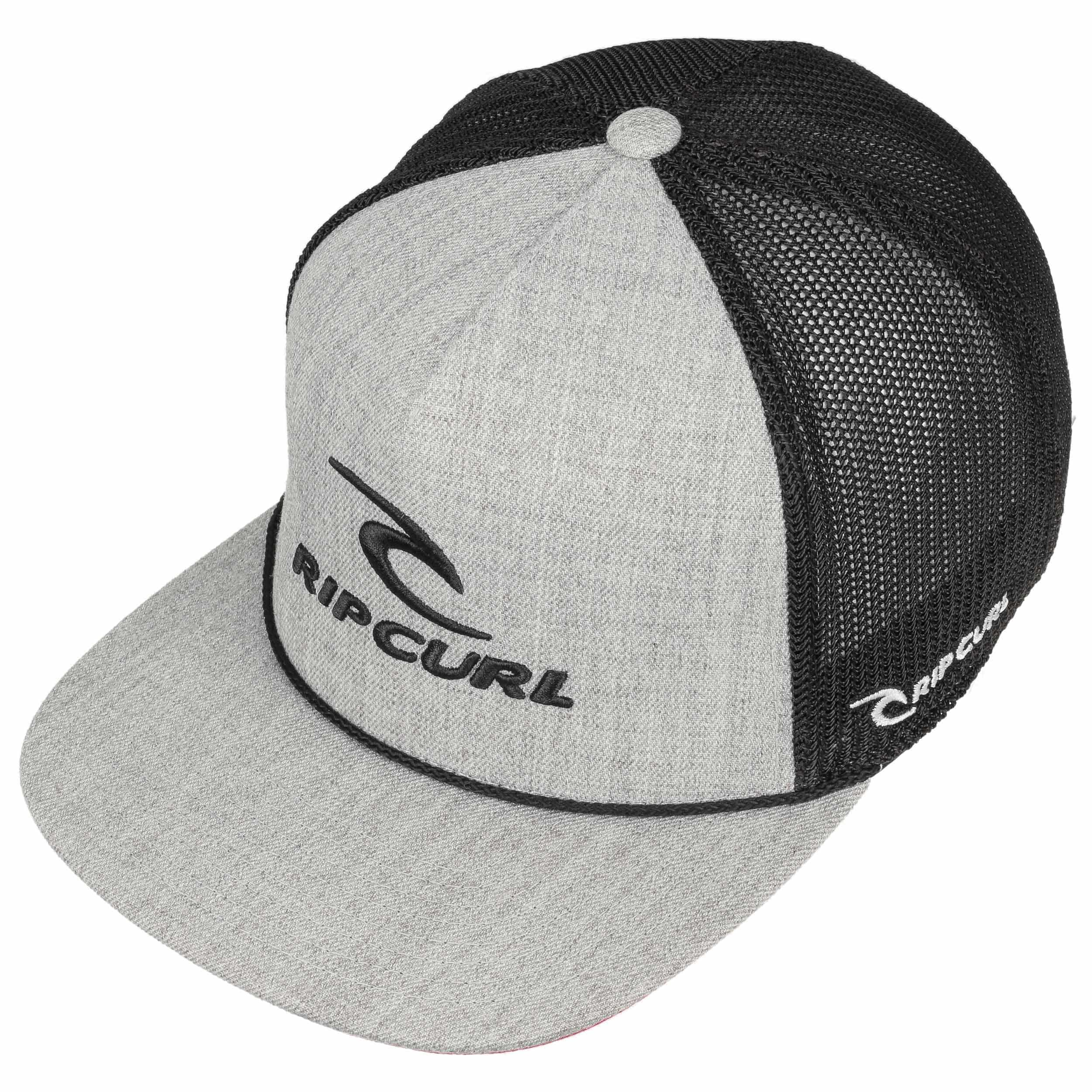 Rippy Team Trucker Cap by Rip Curl - light grey 1 ... ba6b7ee973d6