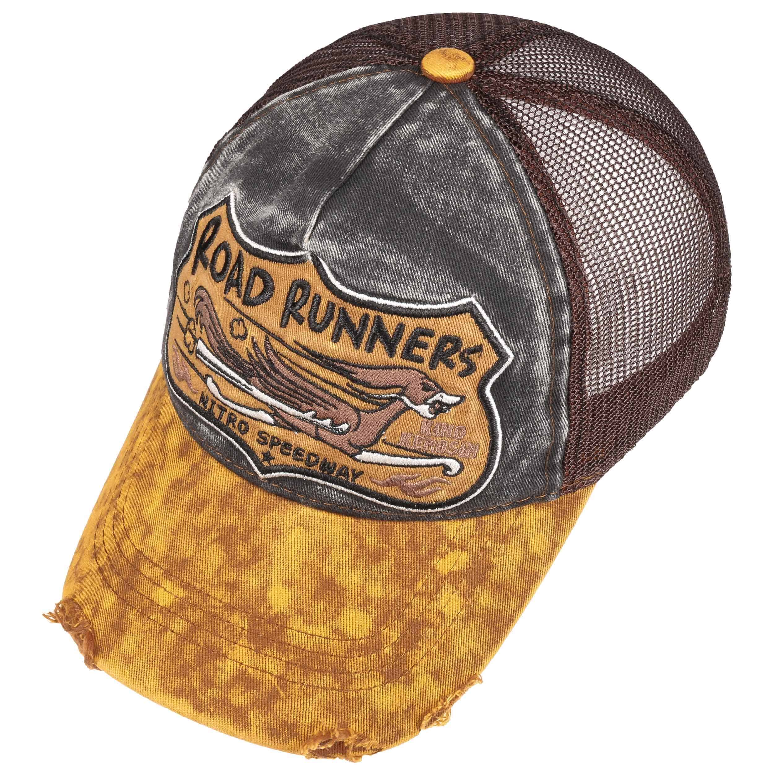 King Kerosin Road Runners Baseball Cap