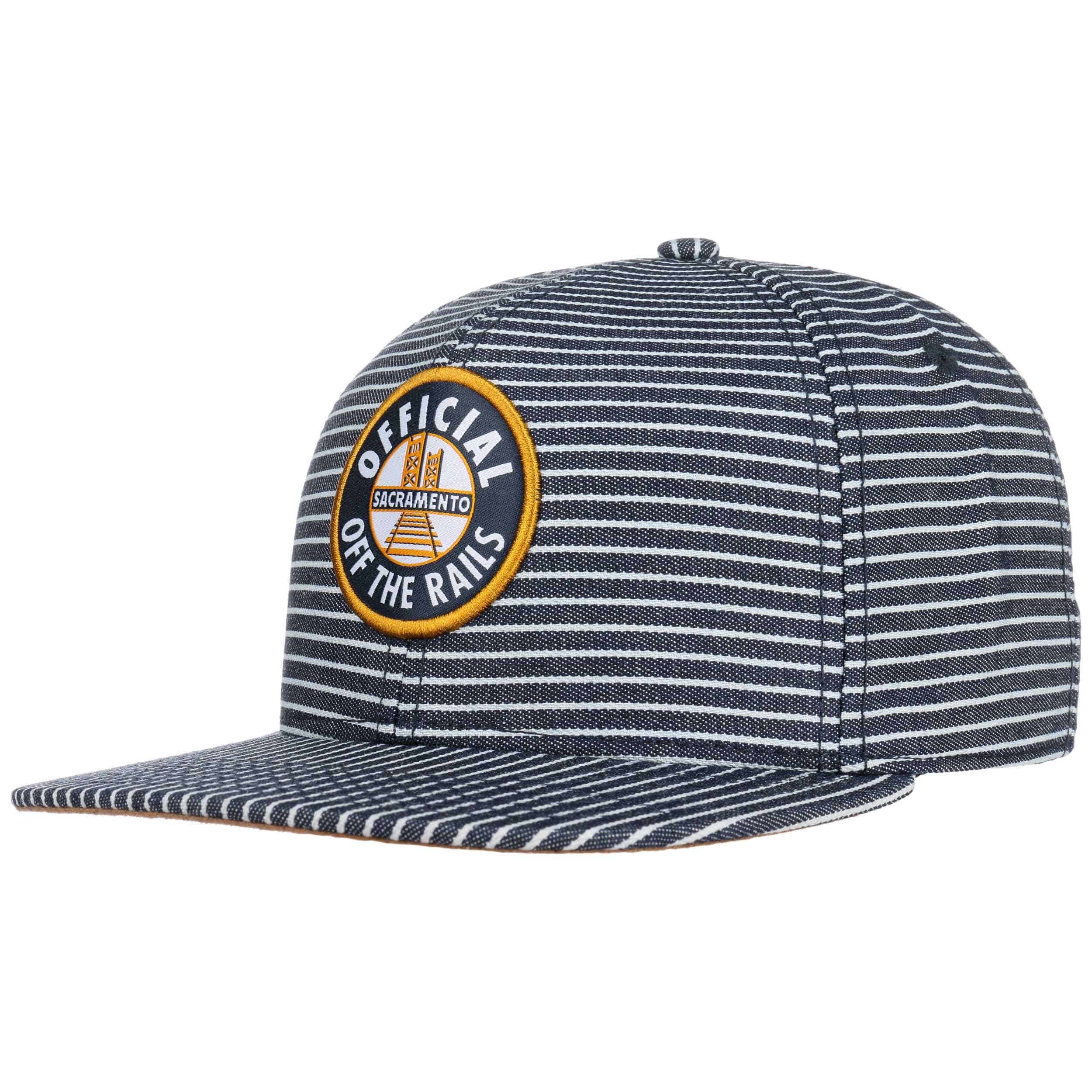 Roadman Snapback Cap. by Official Headwear a9fe65e34d8