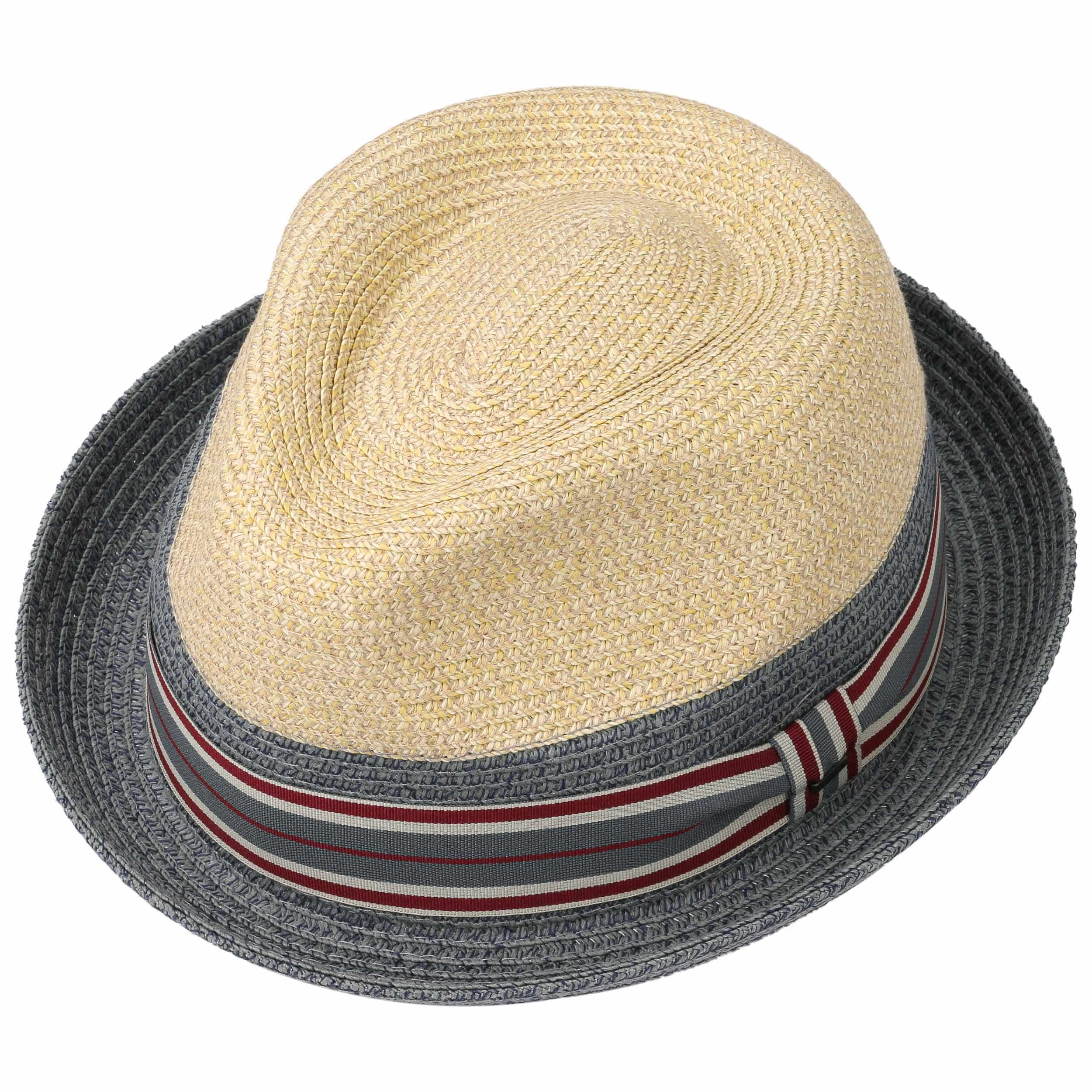 Rokit Player Summer Hat by Bailey of Hollywood - nature-blue 1 ... dcdab91e04a