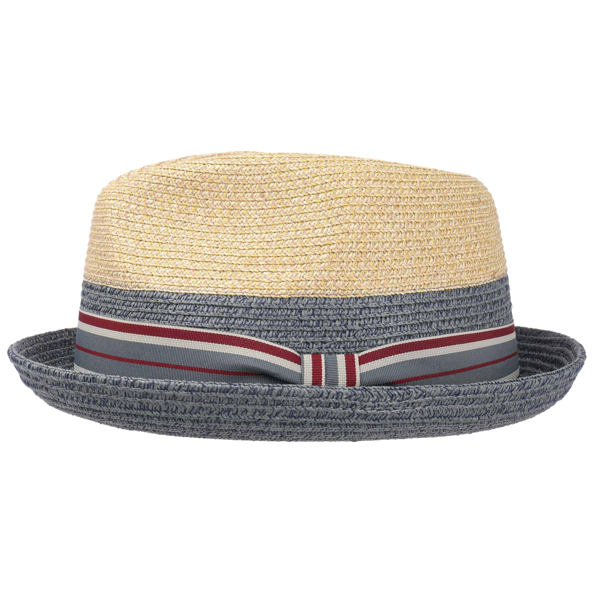... Rokit Player Summer Hat by Bailey of Hollywood - nature-blue 4 b8a494e0e70