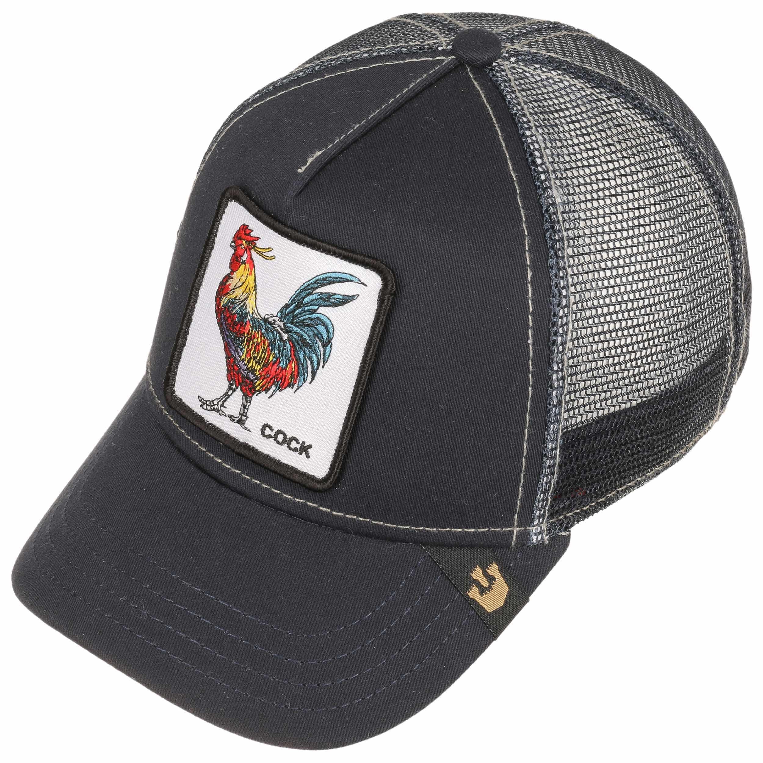 Rooster Trucker Cap by Goorin Bros. 07e3e329bac