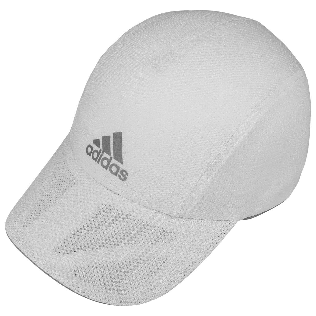 Run Climalite Sports Cap by adidas - white 2 ... a38625e3ec4