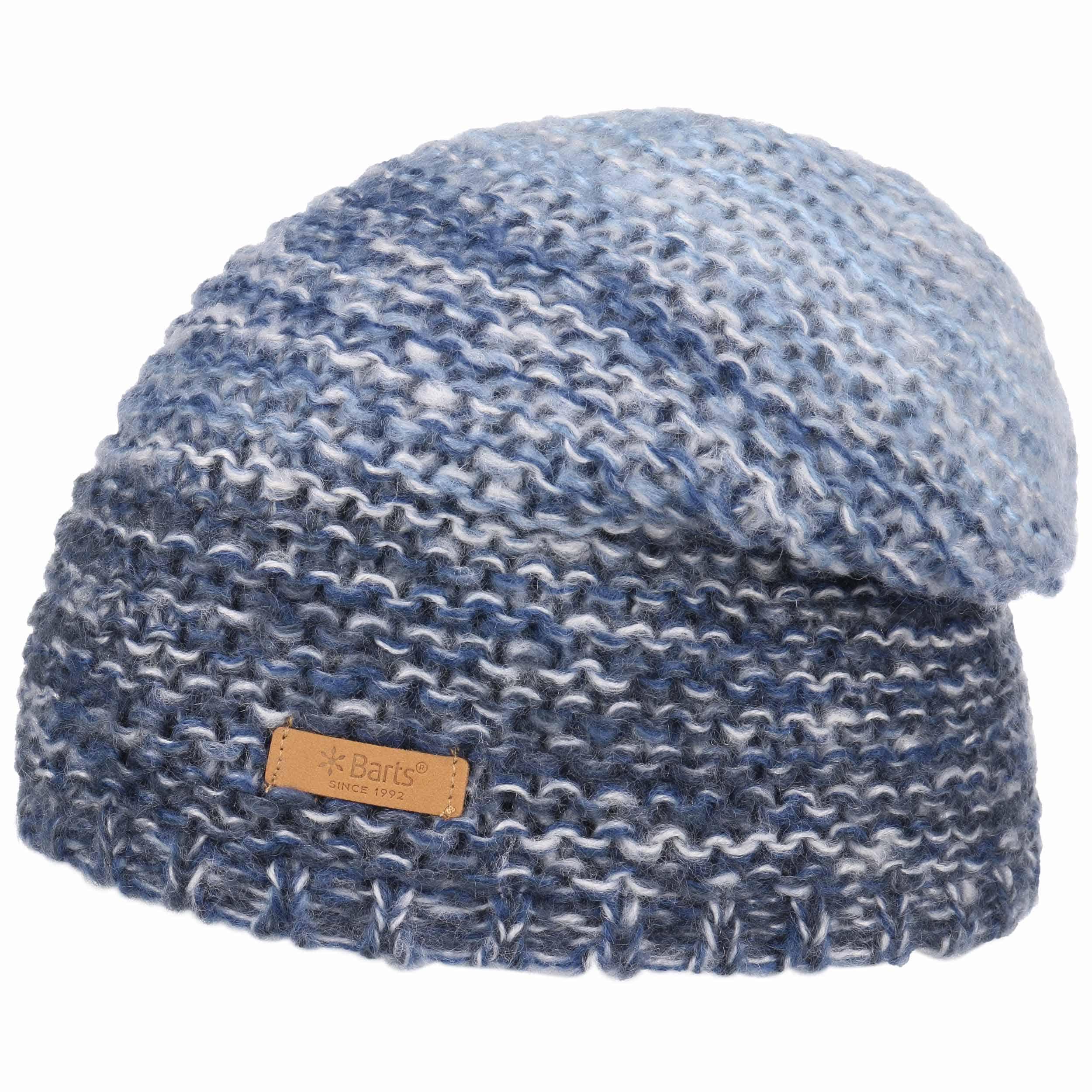082abead6bf ... Sacha Women´s Knit Beanie by Barts - blue 4 ...