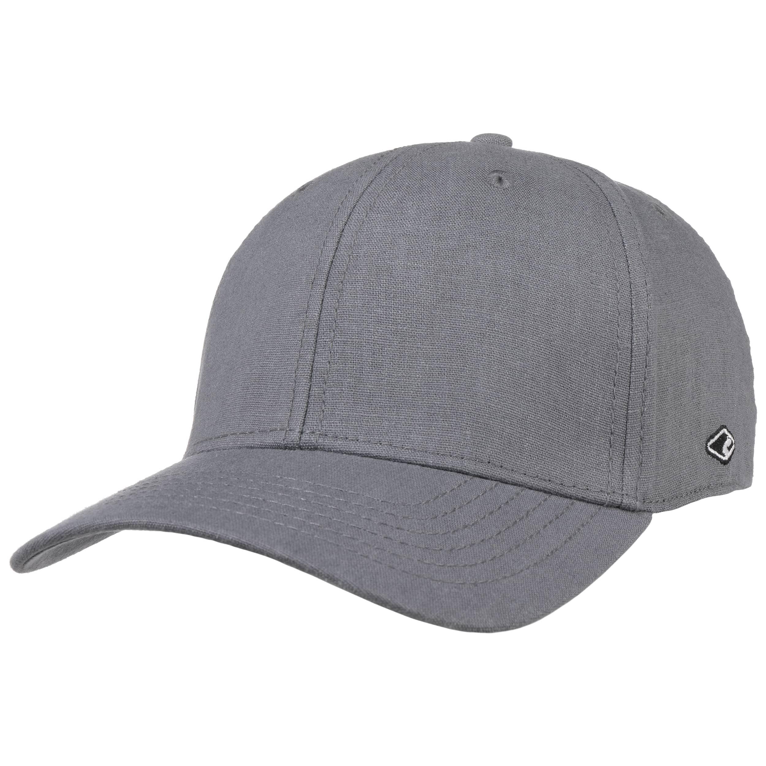 CHILLOUTS Sao Paolo Leinencap Basecap Baseballcap Sommerap Caps