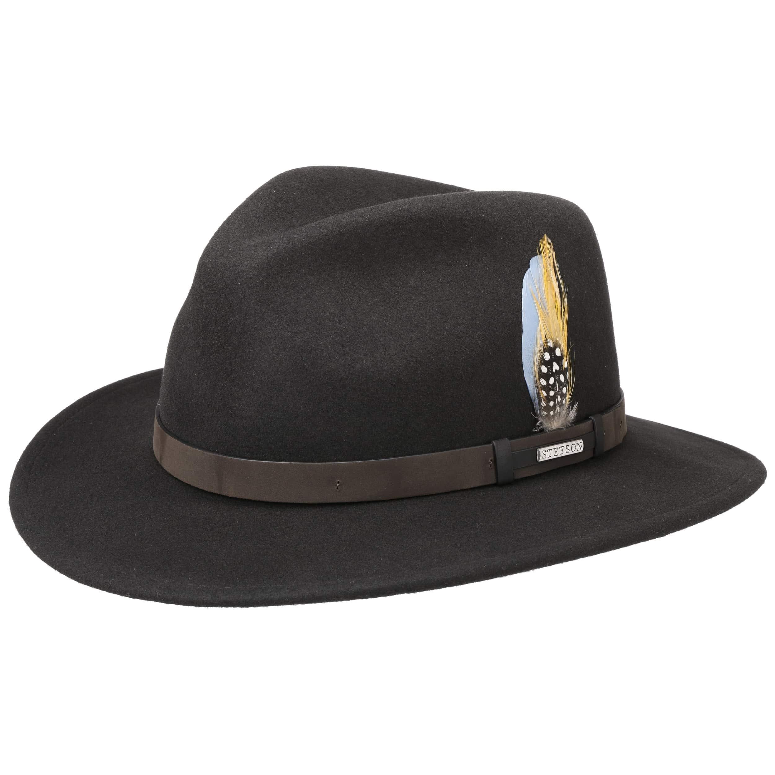 a647c819 Sardis VitaFelt Traveller Hat by Stetson, GBP 129,00 --> Hats, caps ...