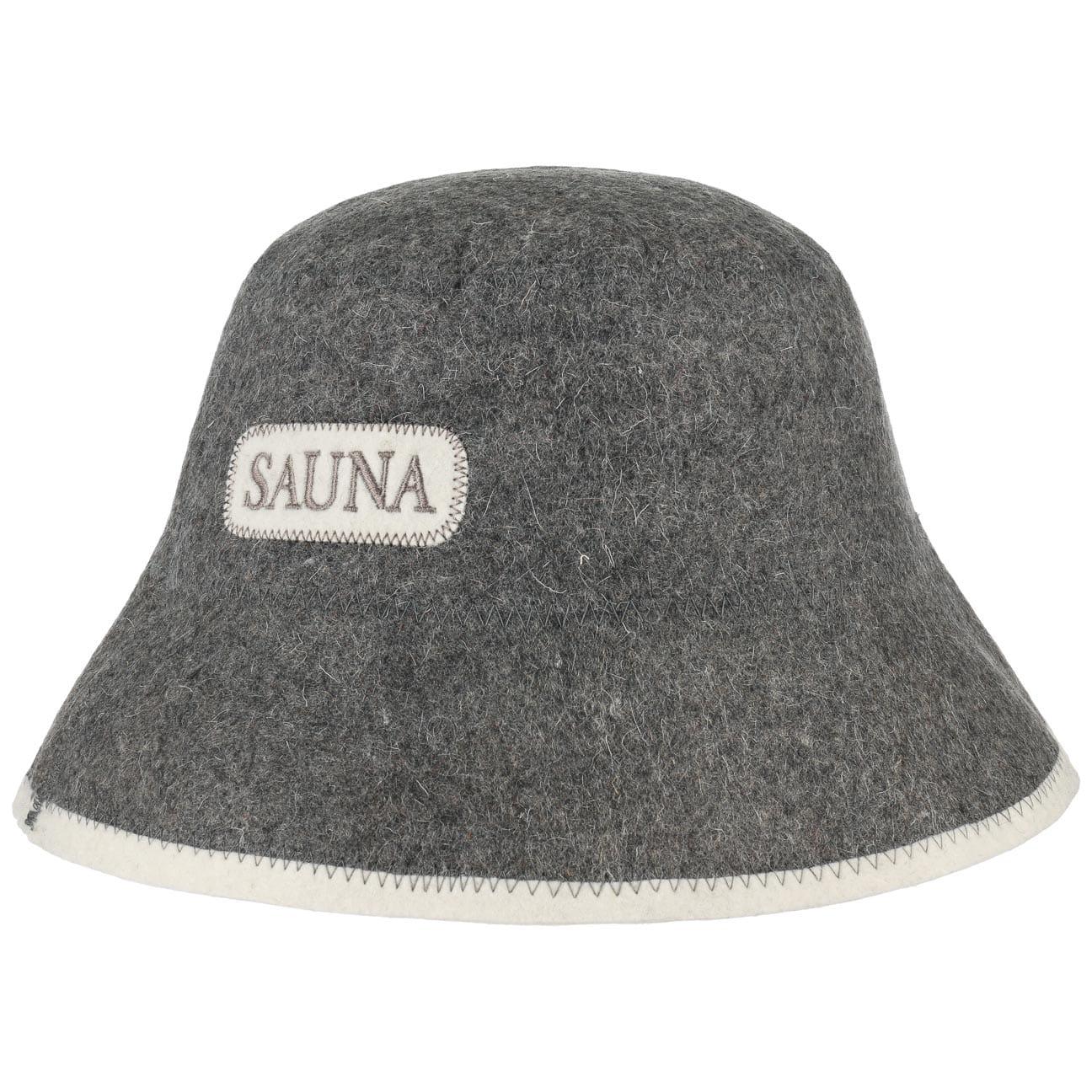 Sauna Felt Hat - light grey 1 d466c53d44