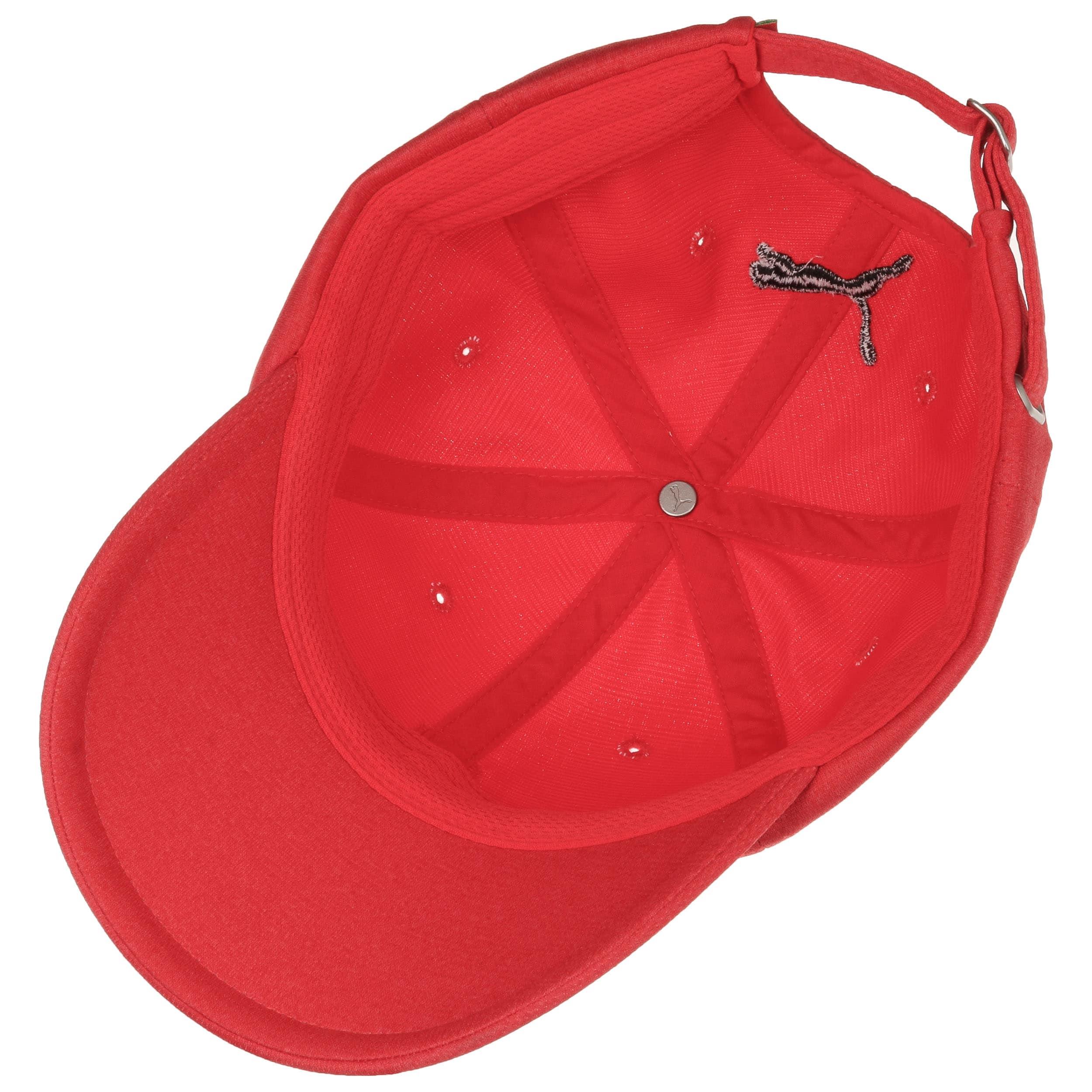 6f72bfb9758045 ... Scuderia Ferrari Fanwear Cap by PUMA - red 2 ...