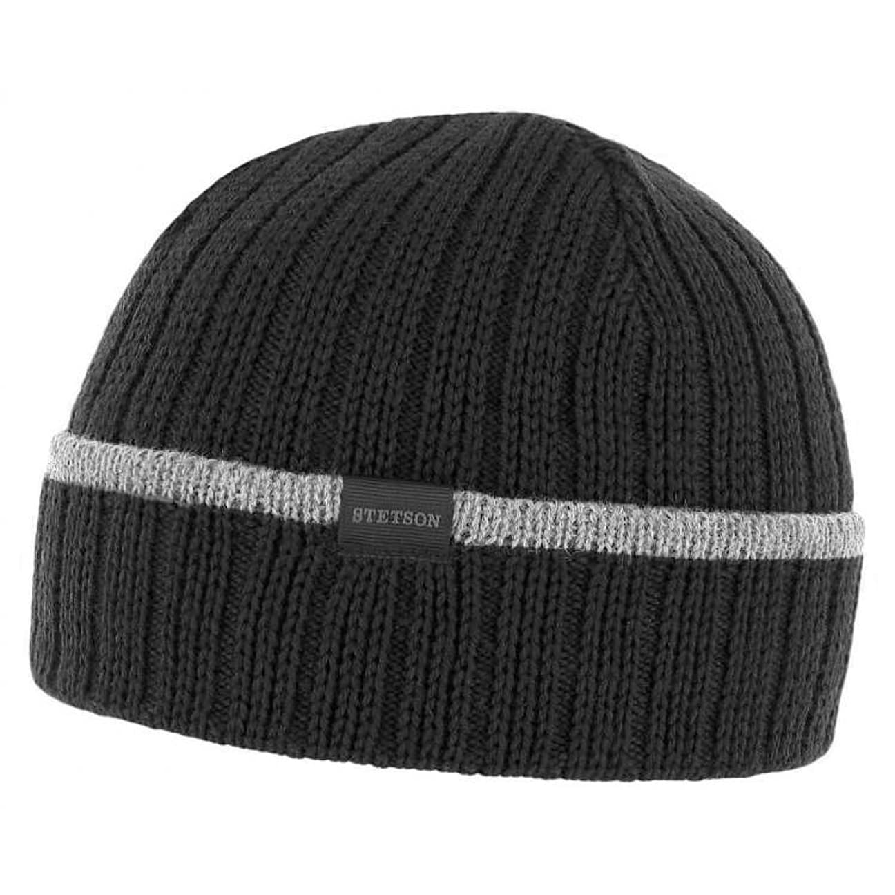 ... Seminole Merino Wool Hat by Stetson - anthracite 1 ... a111a396c589