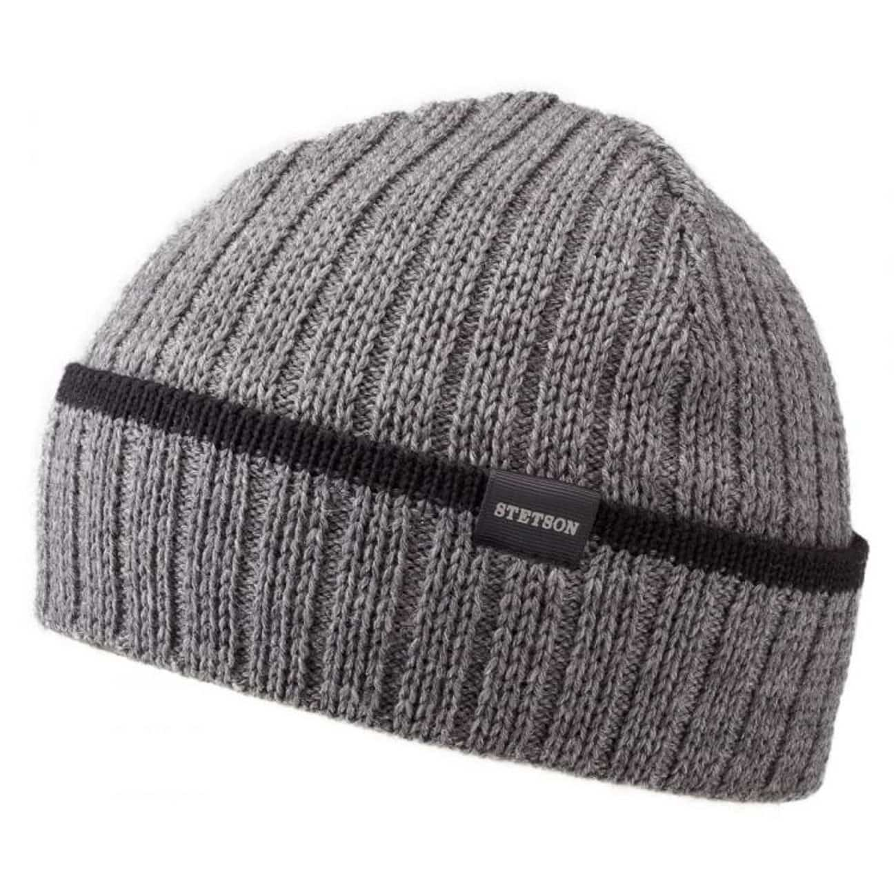 ... Seminole Merino Wool Hat by Stetson - grey 1 ... cf831f34a048