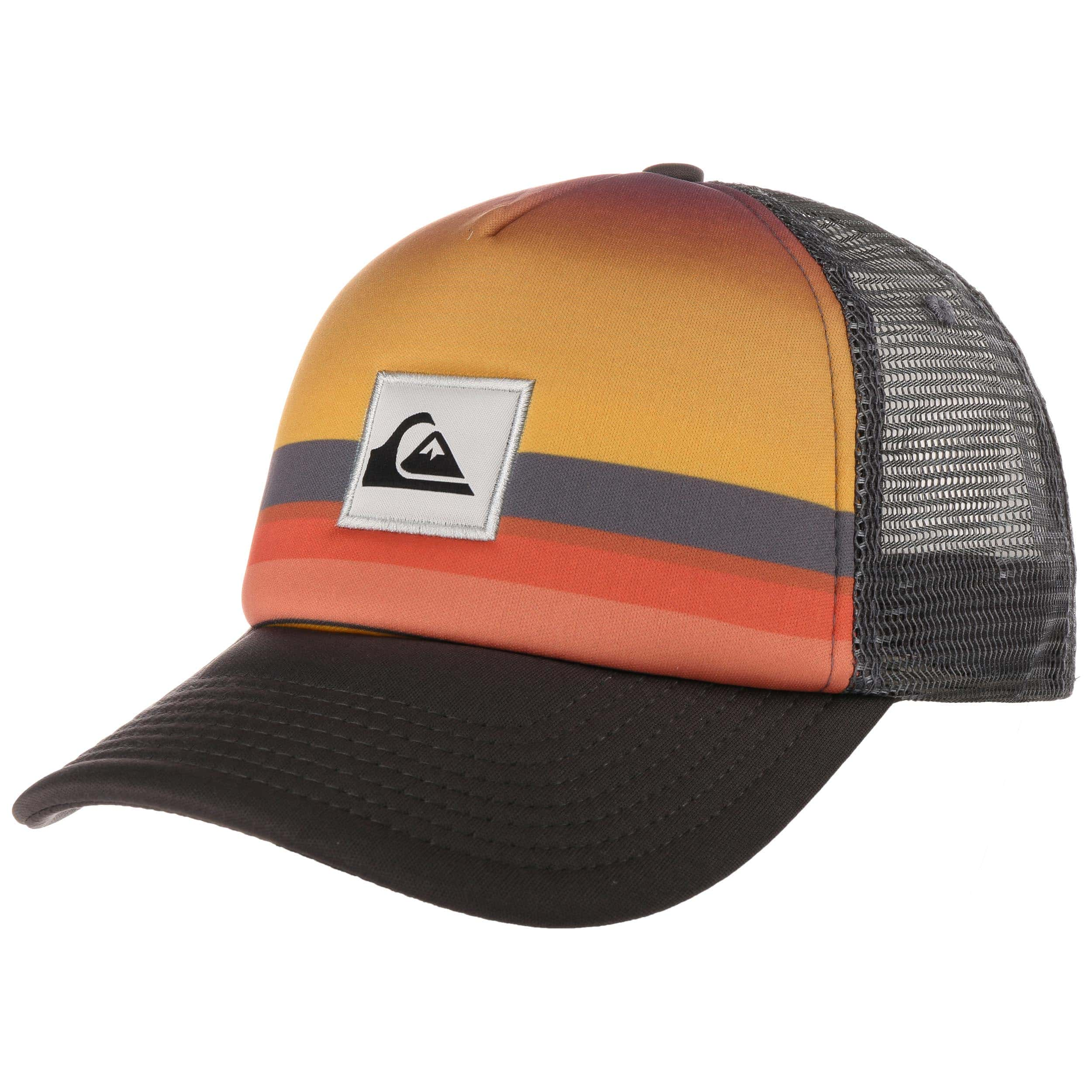 Sets Coming Trucker Cap. by Quiksilver 18175e75244