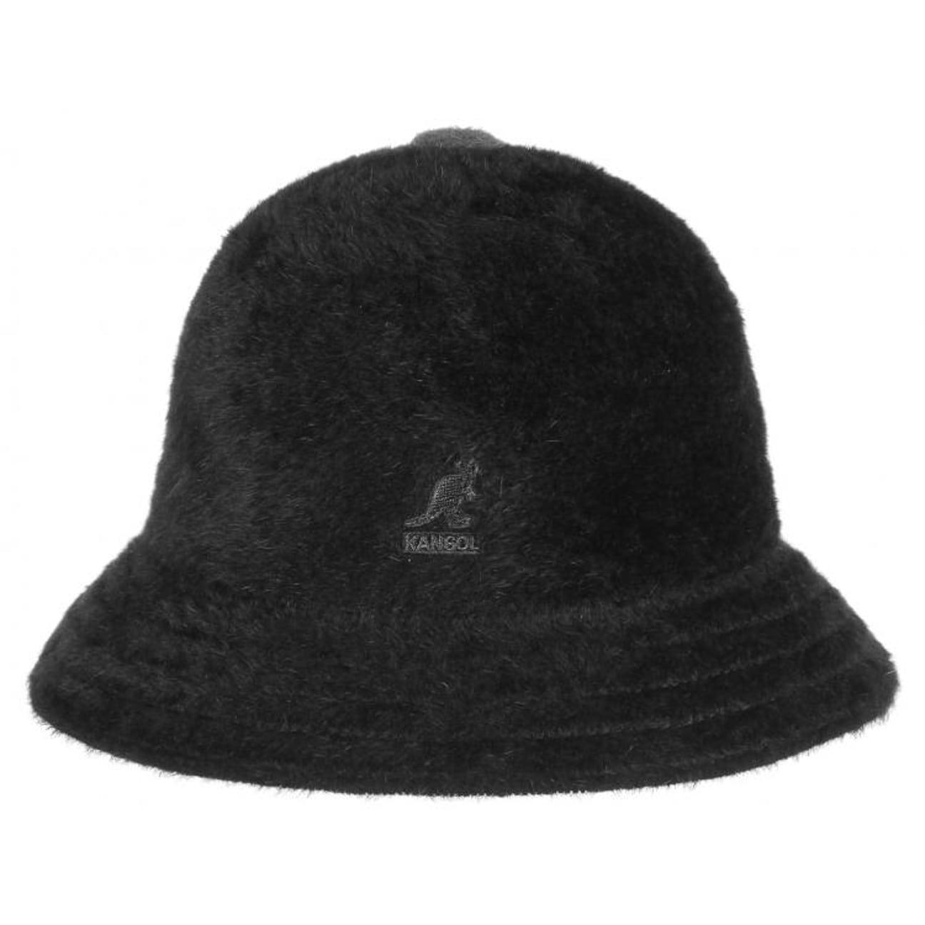 ... Shavora Casual Angora Hat by Kangol - black 1 32a38679ddf