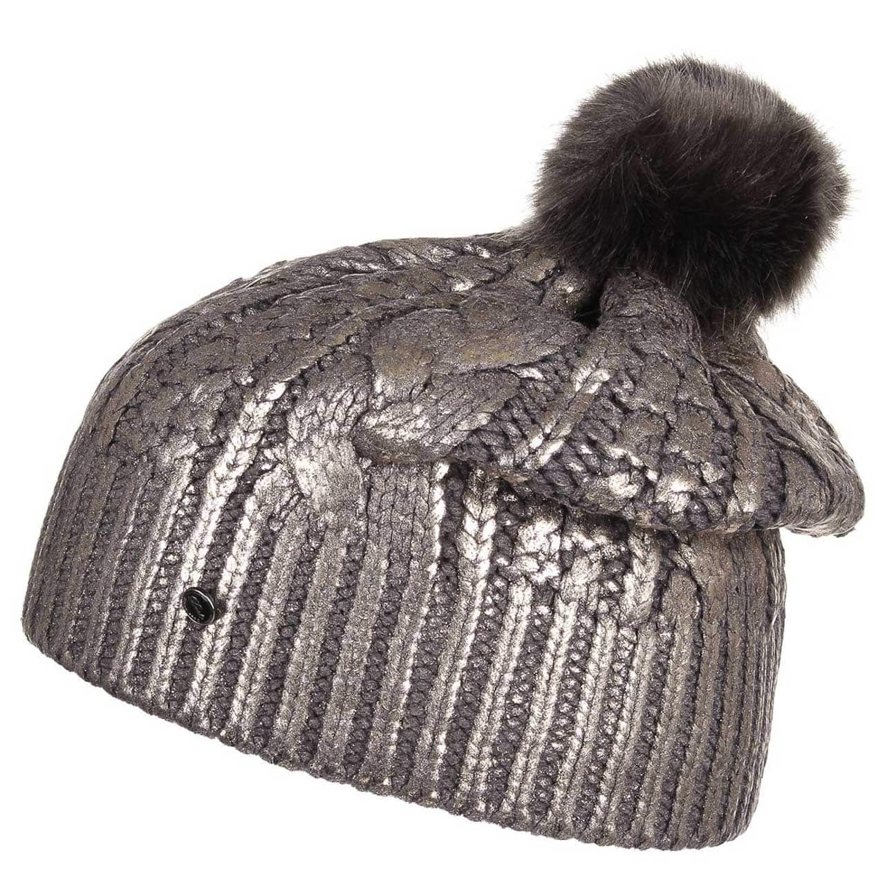 20244a3821f barts womens beanie with soft faux fur bobble good quality 42a40 ...