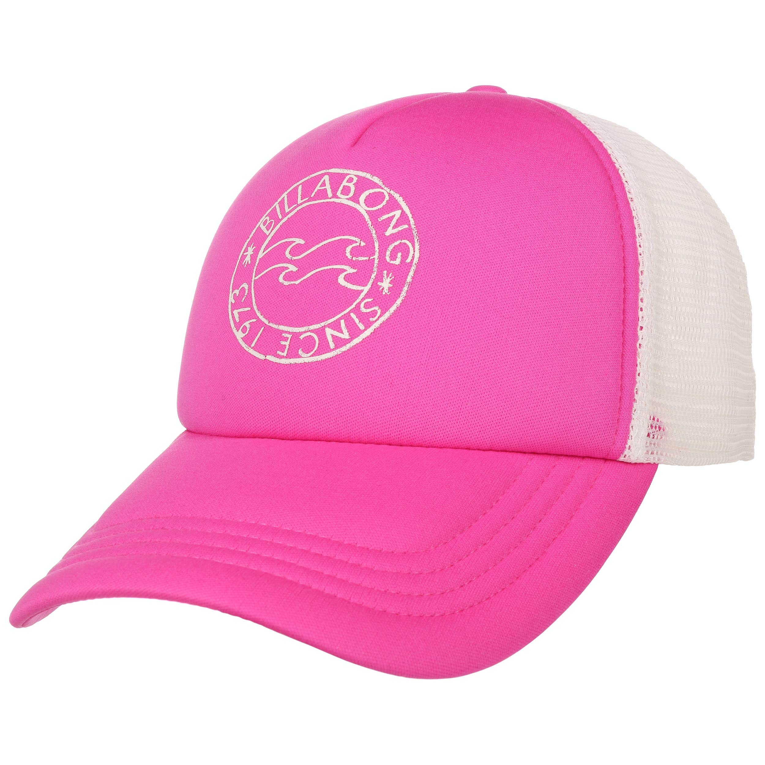 b91c44c4 ... usa since 1973 trucker cap by billabong pink 1 f5ac8 e996a