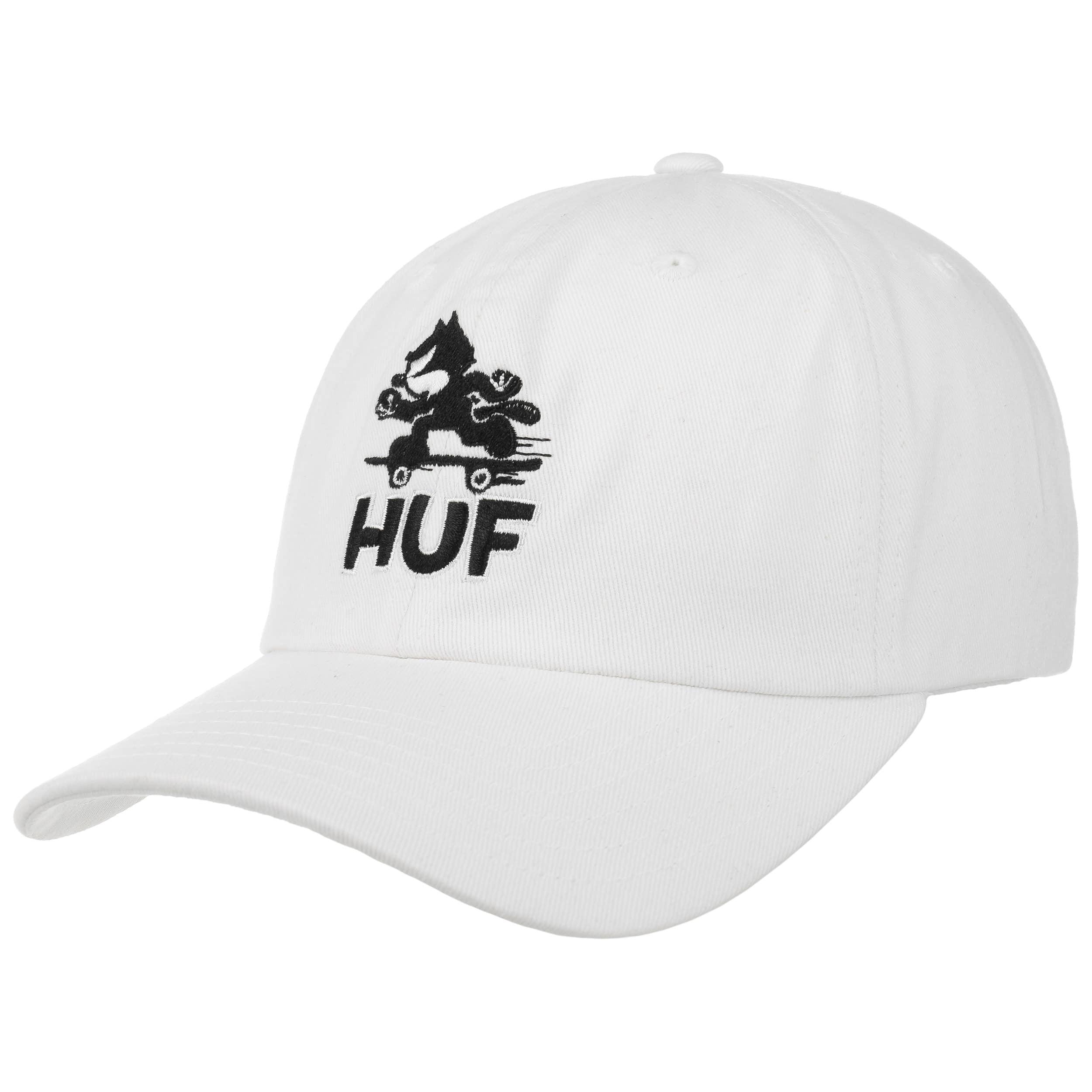 3b8370e67e1 Skate Felix Strapback Cap by HUF