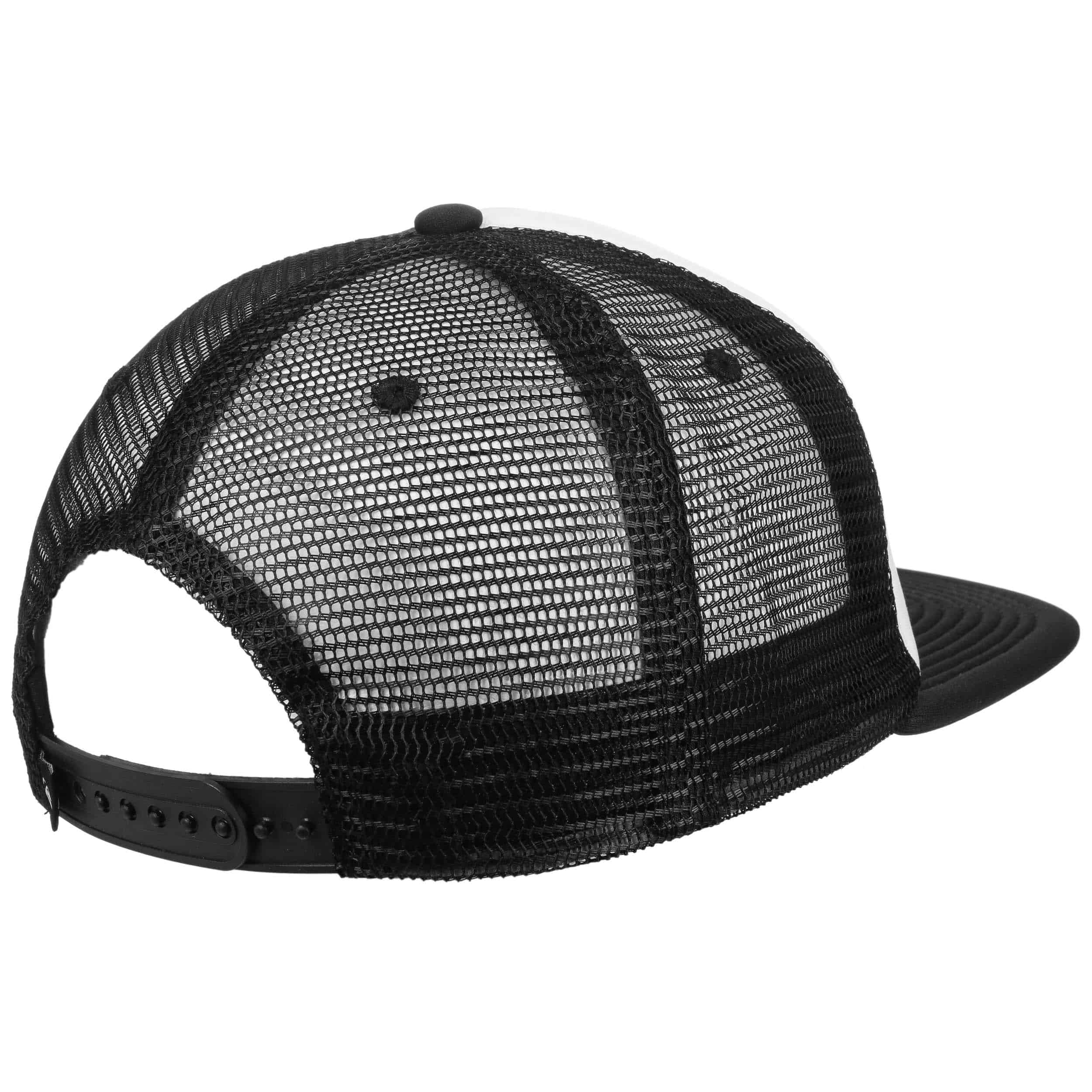 bad13f24d3a2f ... Snap Addict Trucker Cap by Quiksilver - white 3 ...