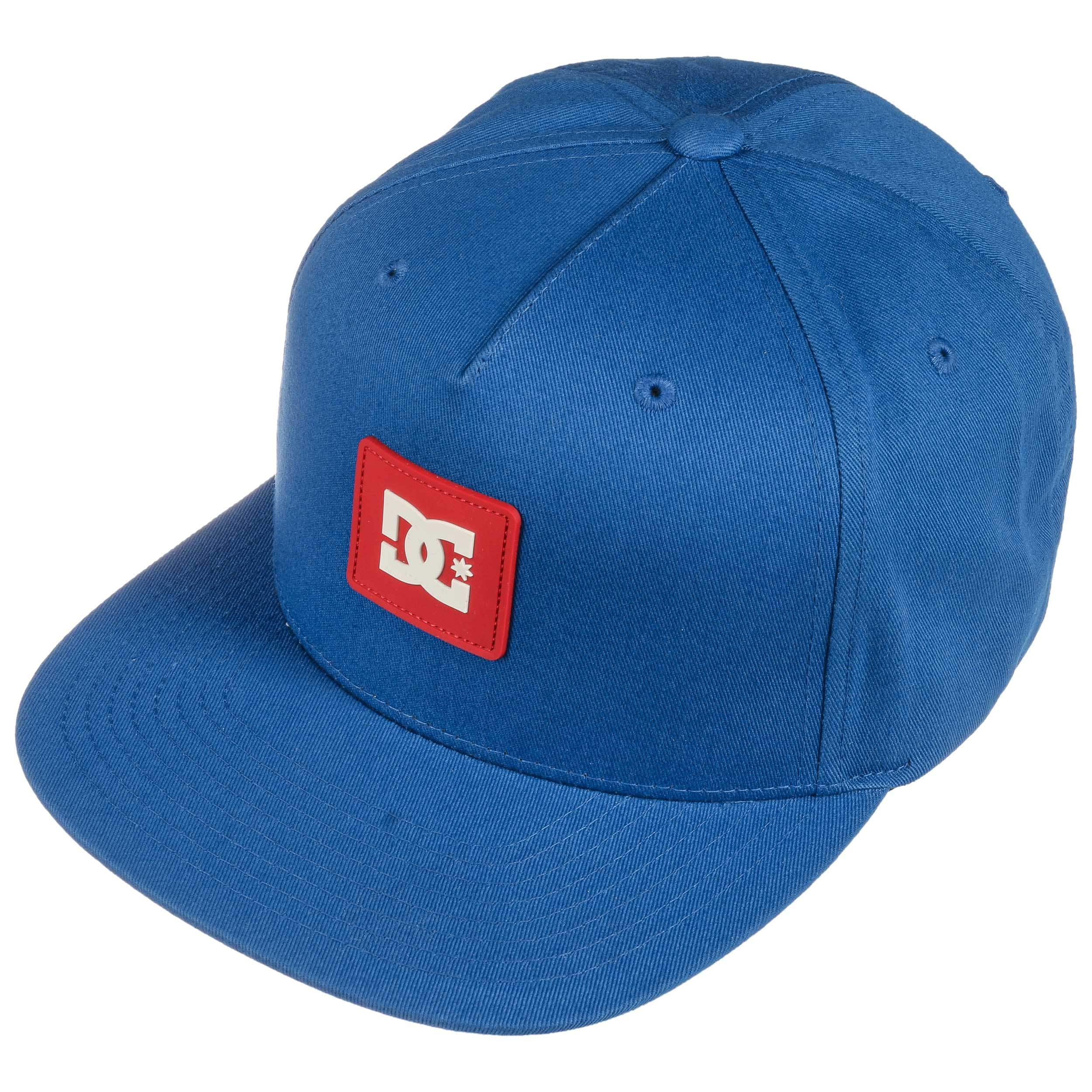 7b997cf2c07 ... Snapdoodle Snapback Cap by DC Shoes Co - royal-blue 1 ...