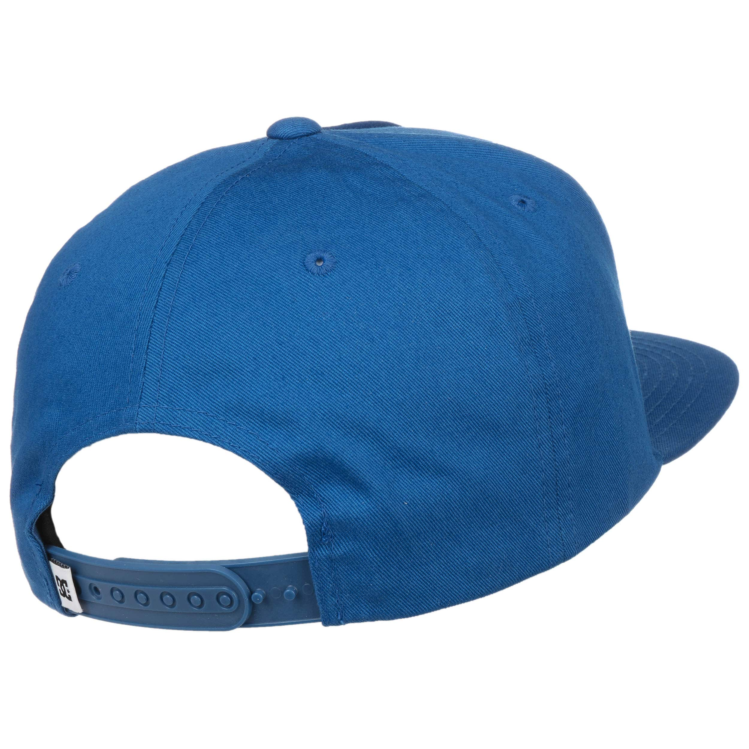 9362dbb0433 ... Snapdoodle Snapback Cap by DC Shoes Co - royal-blue 3 ...