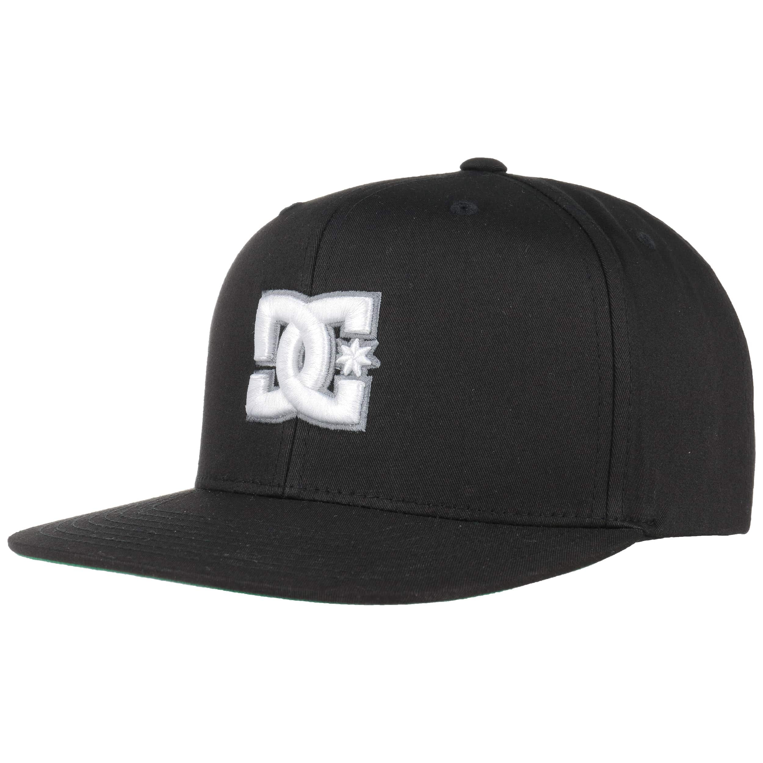 ... Snappy Snapback Cap by DC Shoes Co - black 5 fd4b51ffffe