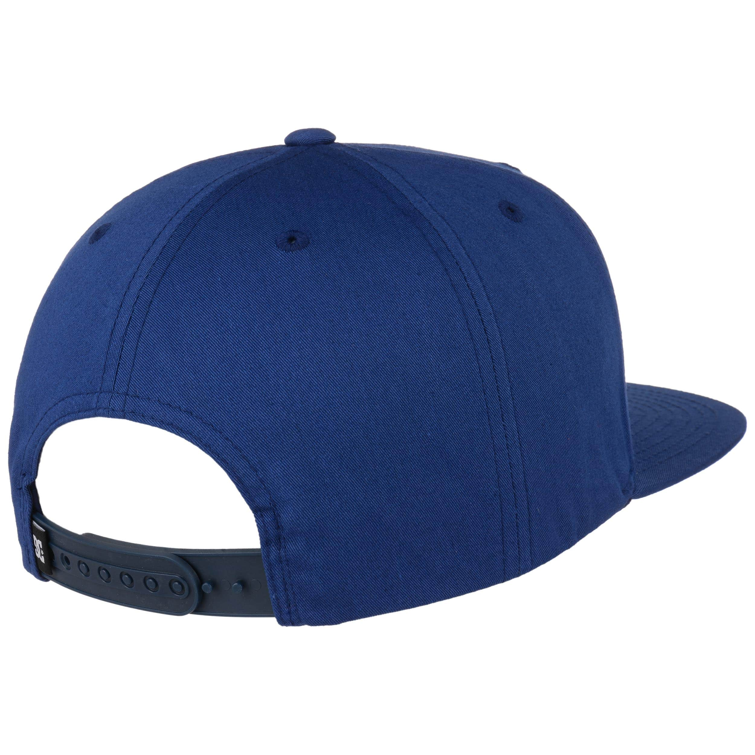 ... Snappy Snapback Cap by DC Shoes Co - black 3 ... b4ad44e2744
