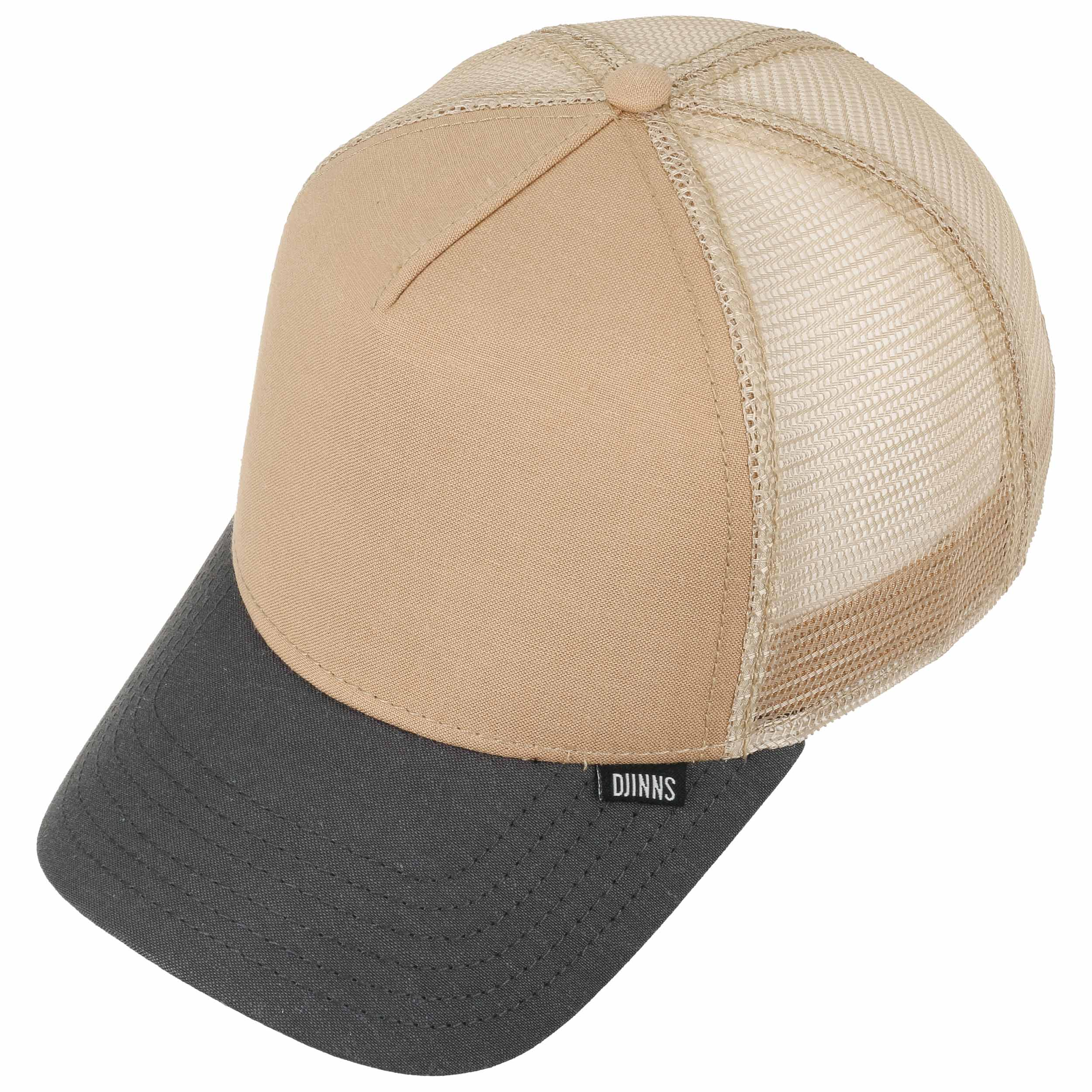 soft canvas hft trucker cap by djinns gbp 22 95 hats. Black Bedroom Furniture Sets. Home Design Ideas