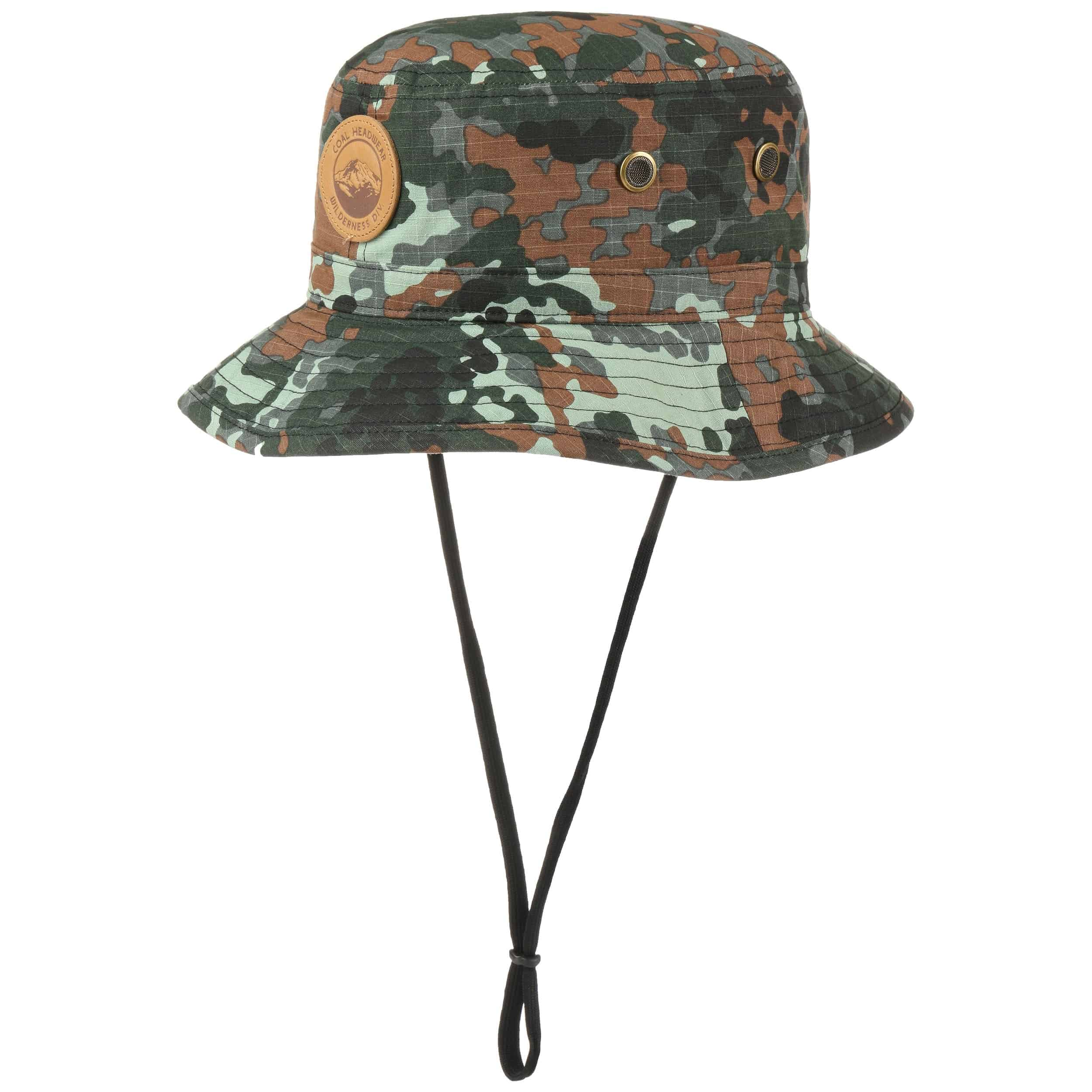 ... Speckler Camo Bucket Hat by Coal - camouflage 5 71599c3f8b5f